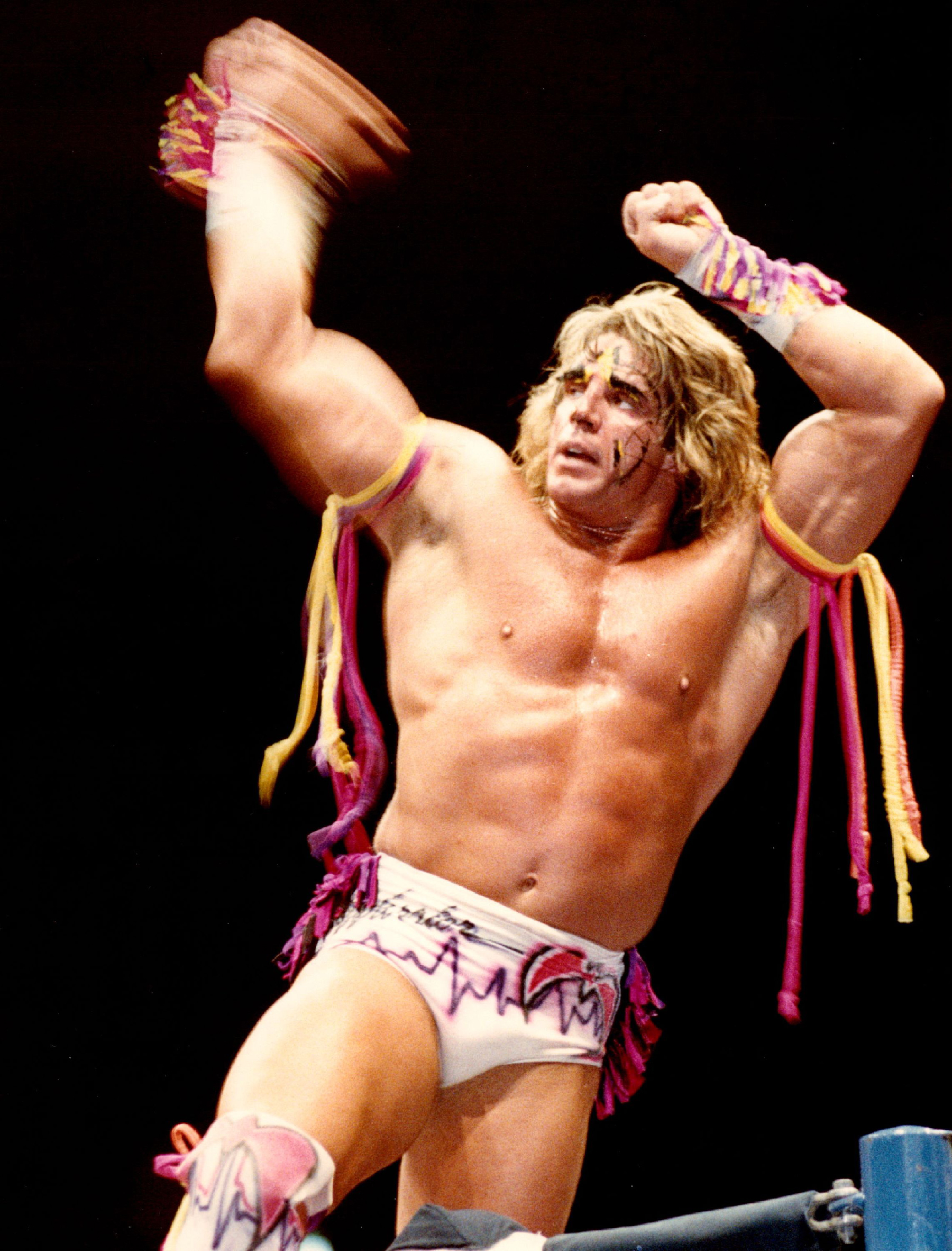 WWE Star Ultimate Warrior Dead at 54