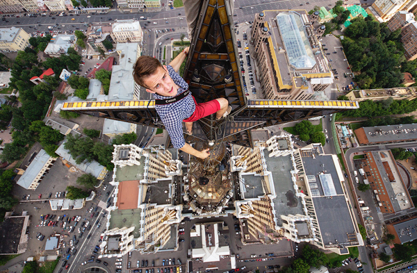 Meet The Russian Kids Who Take The World S Riskiest Photos