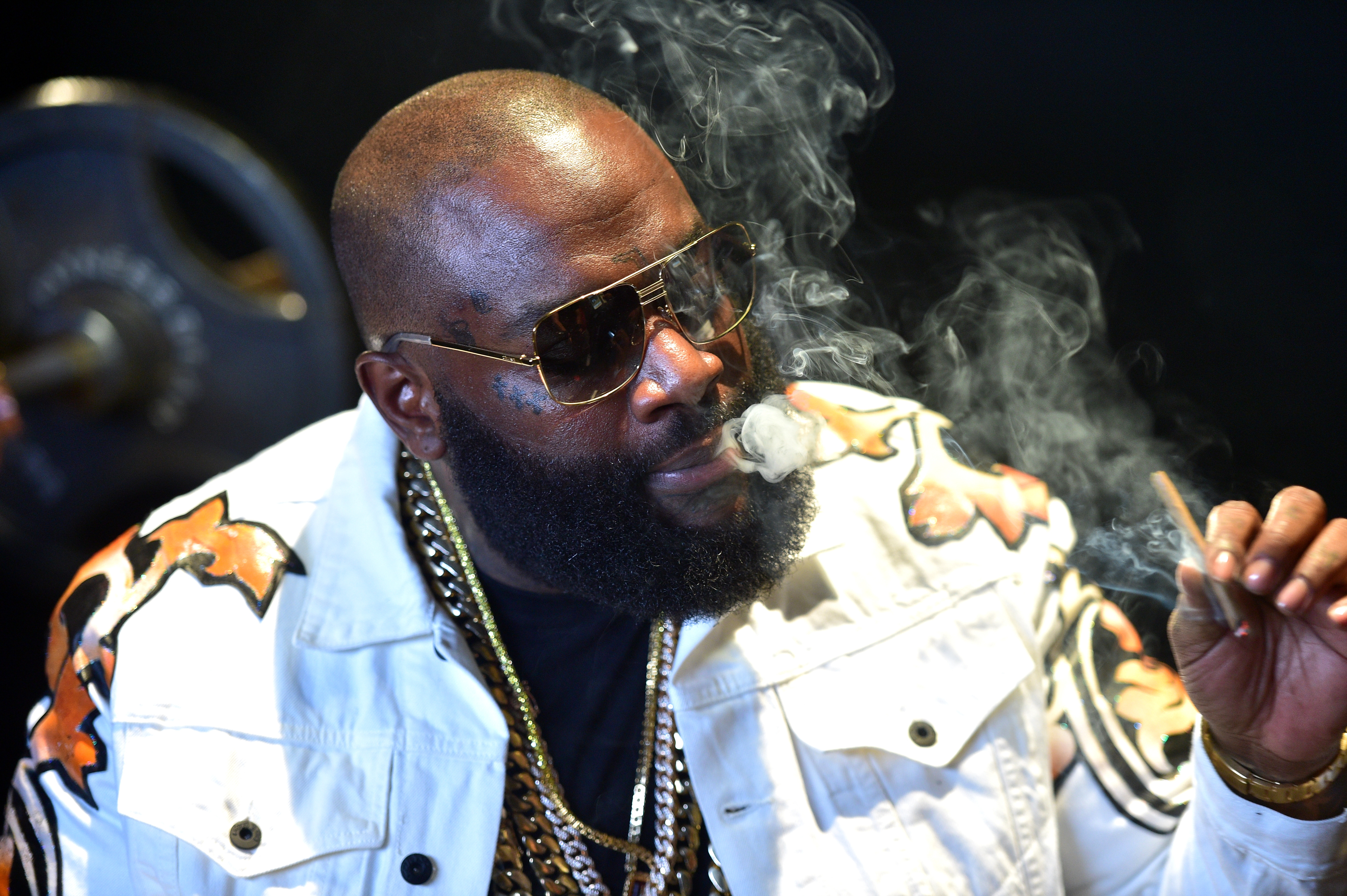 2ea42c4b0bc Rick Ross Arrested on Charges of Kidnapping