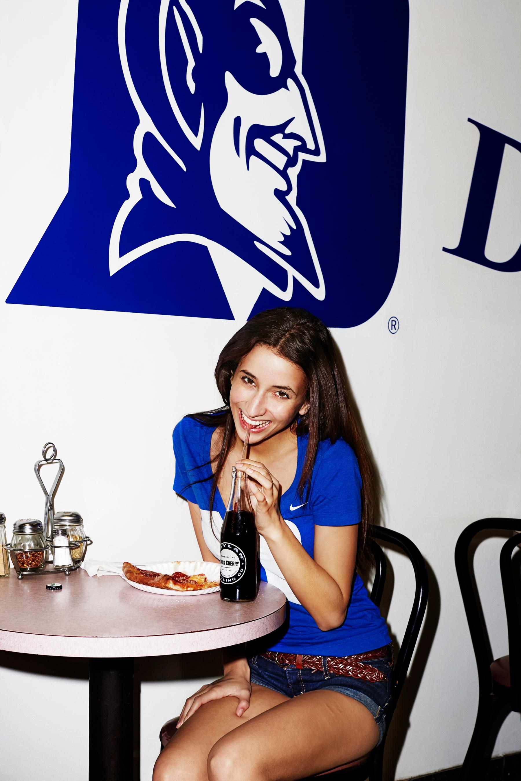 The Blue Devil in Miss Belle Knox: Meet Duke Porn Star Miriam Weeks