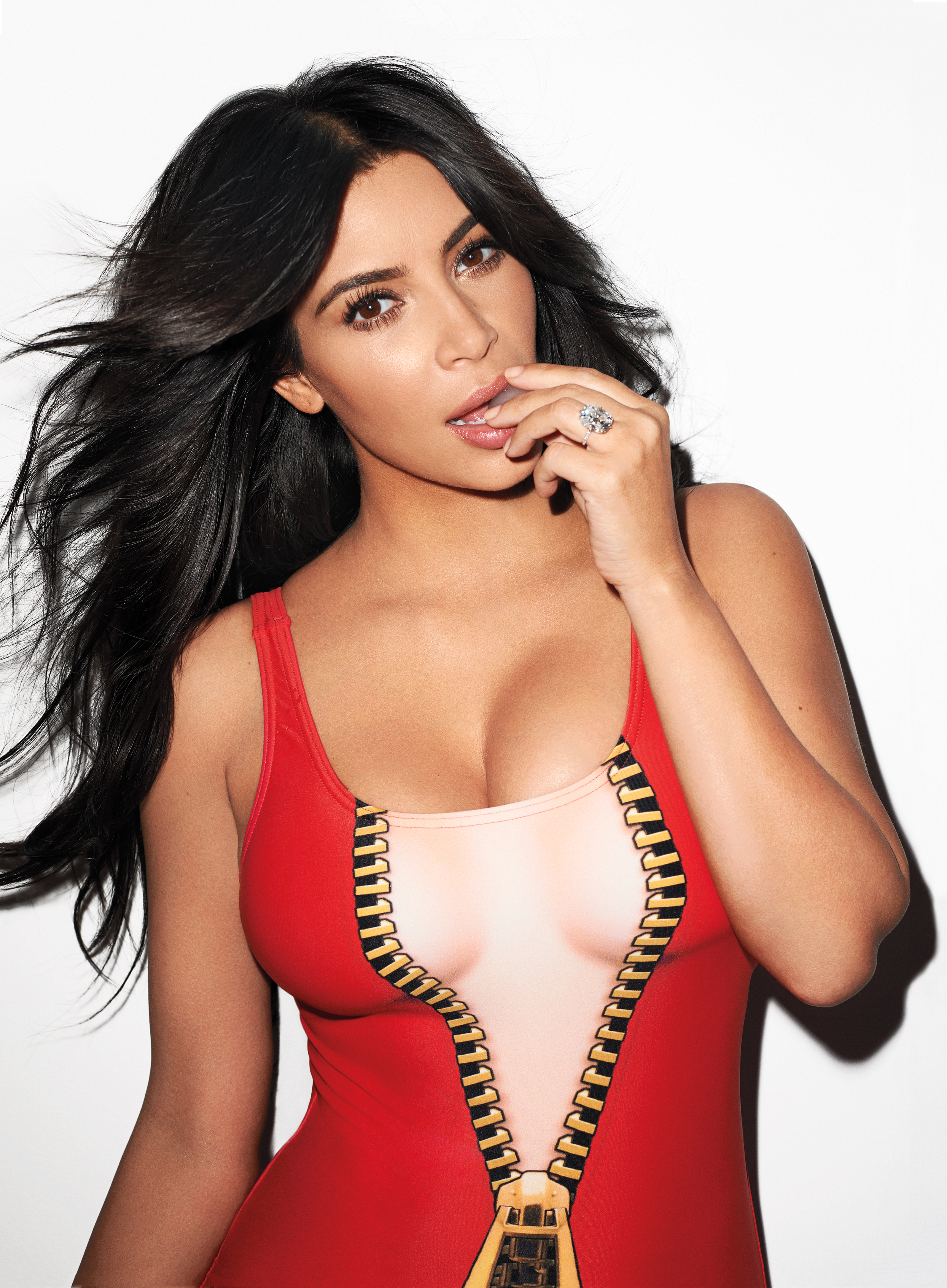 Kim Kardashian Gets Real 11 Revelations From The New Cover Story