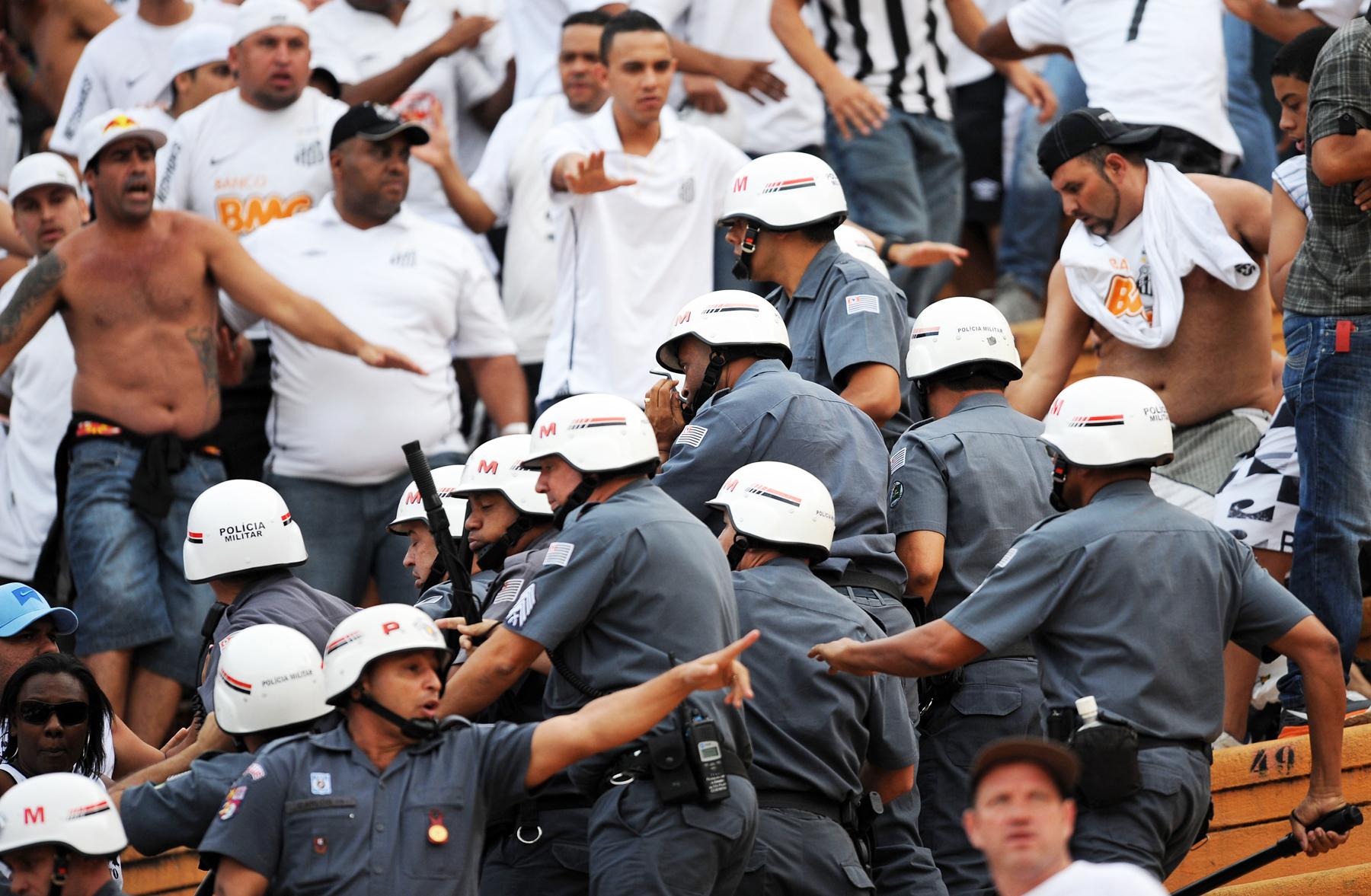 Soccer's Deadliest Fans: The Troubled World of Brazil's 'Organizadas'