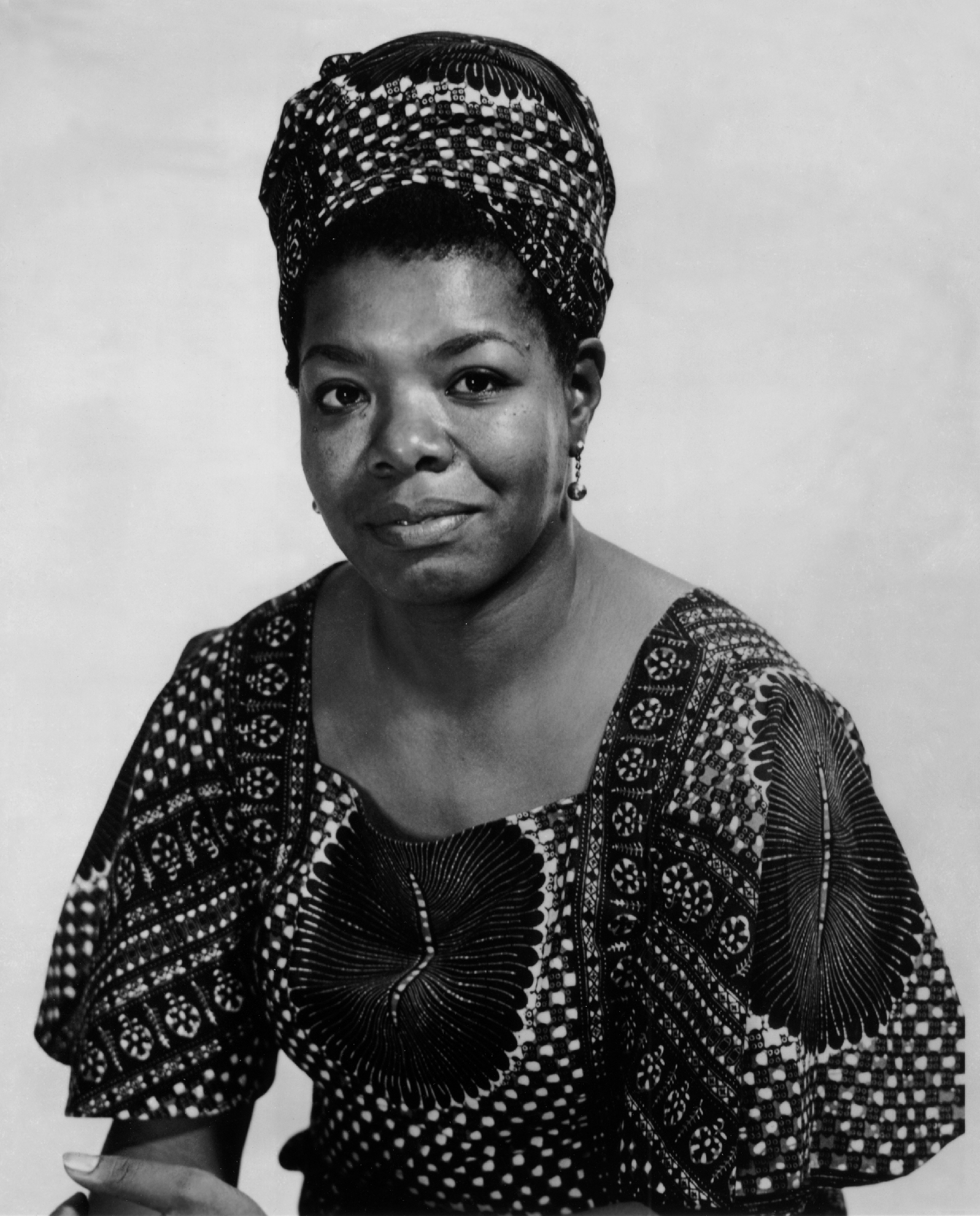 picture Maya Angelou