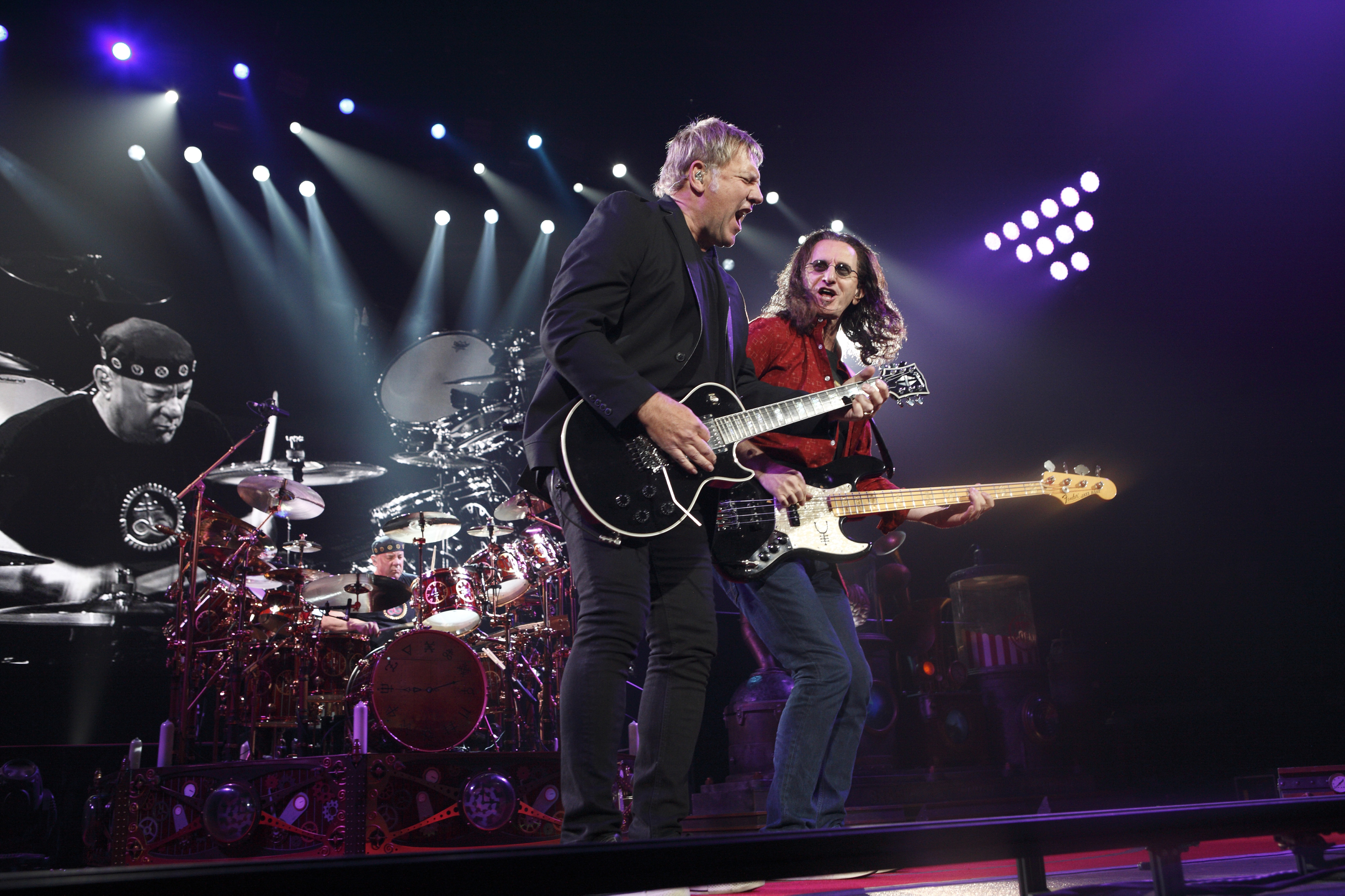22 Things You Learn Hanging Out With Rush Rolling Stone