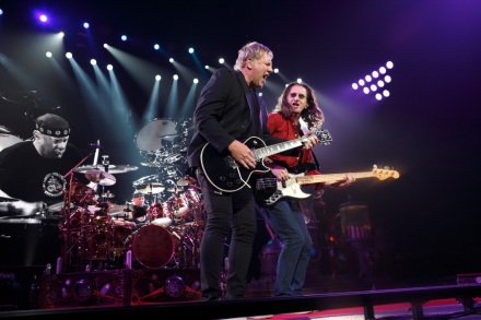 Geddy Lee: 'Neil Peart Retired From Drumming,' Rush Bassist