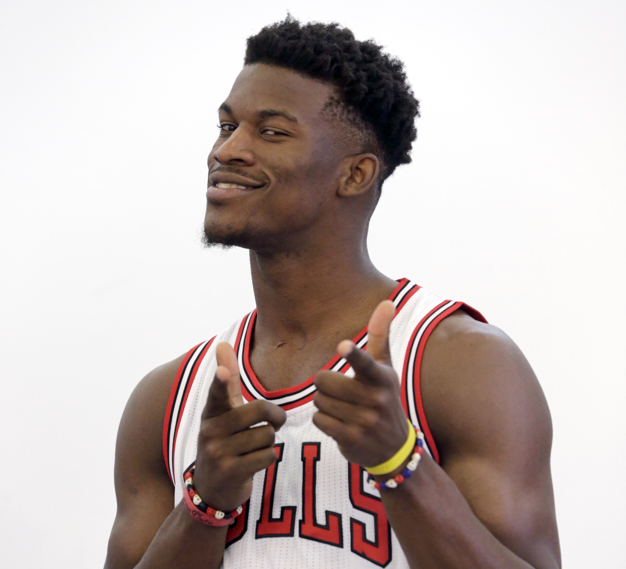 Jimmy Butler on Singing for Taylor Swift and Winning in Chicago