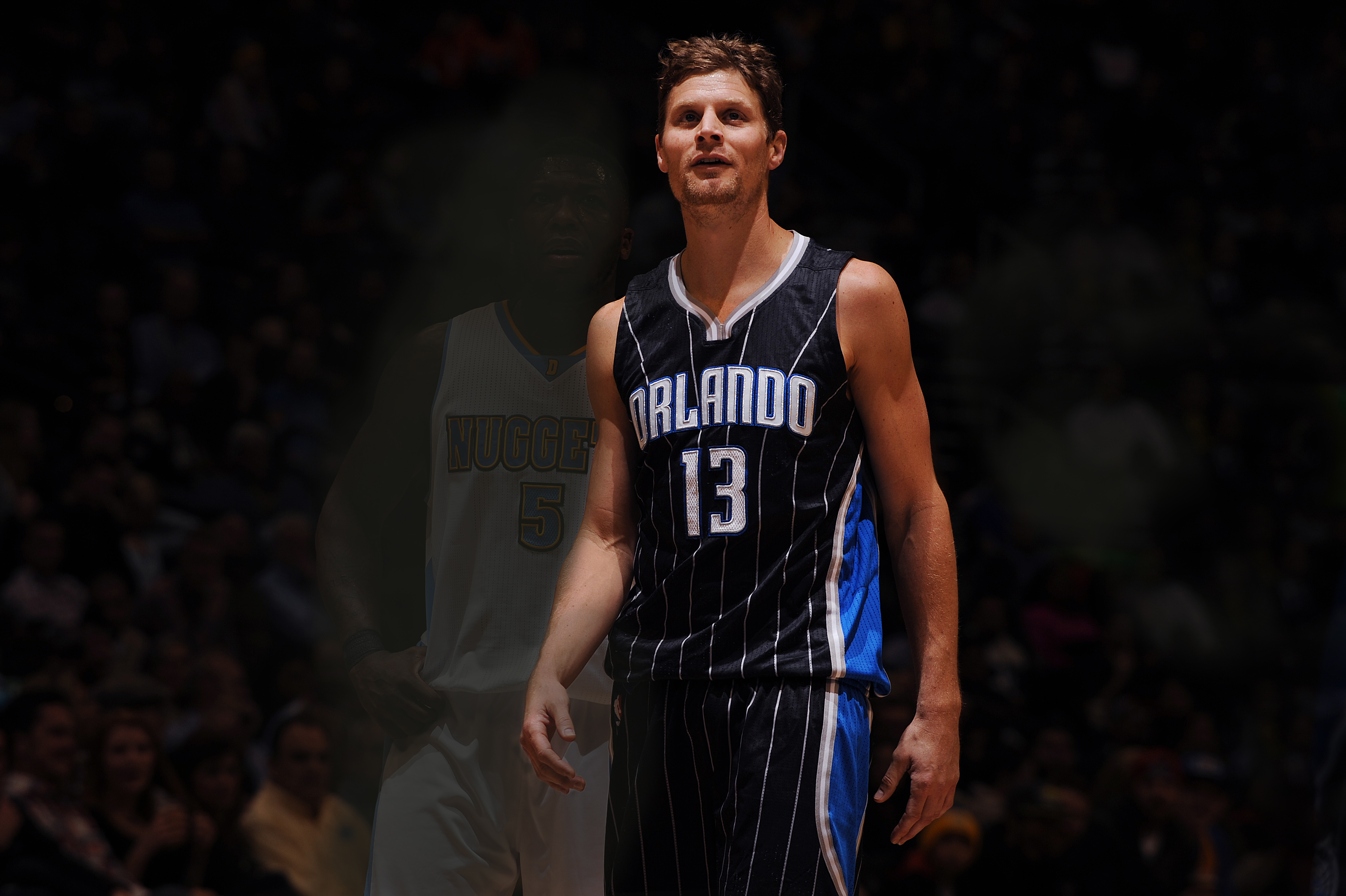 A Quick Q&A With Luke Ridnour, Who May Have Just Been Traded Again