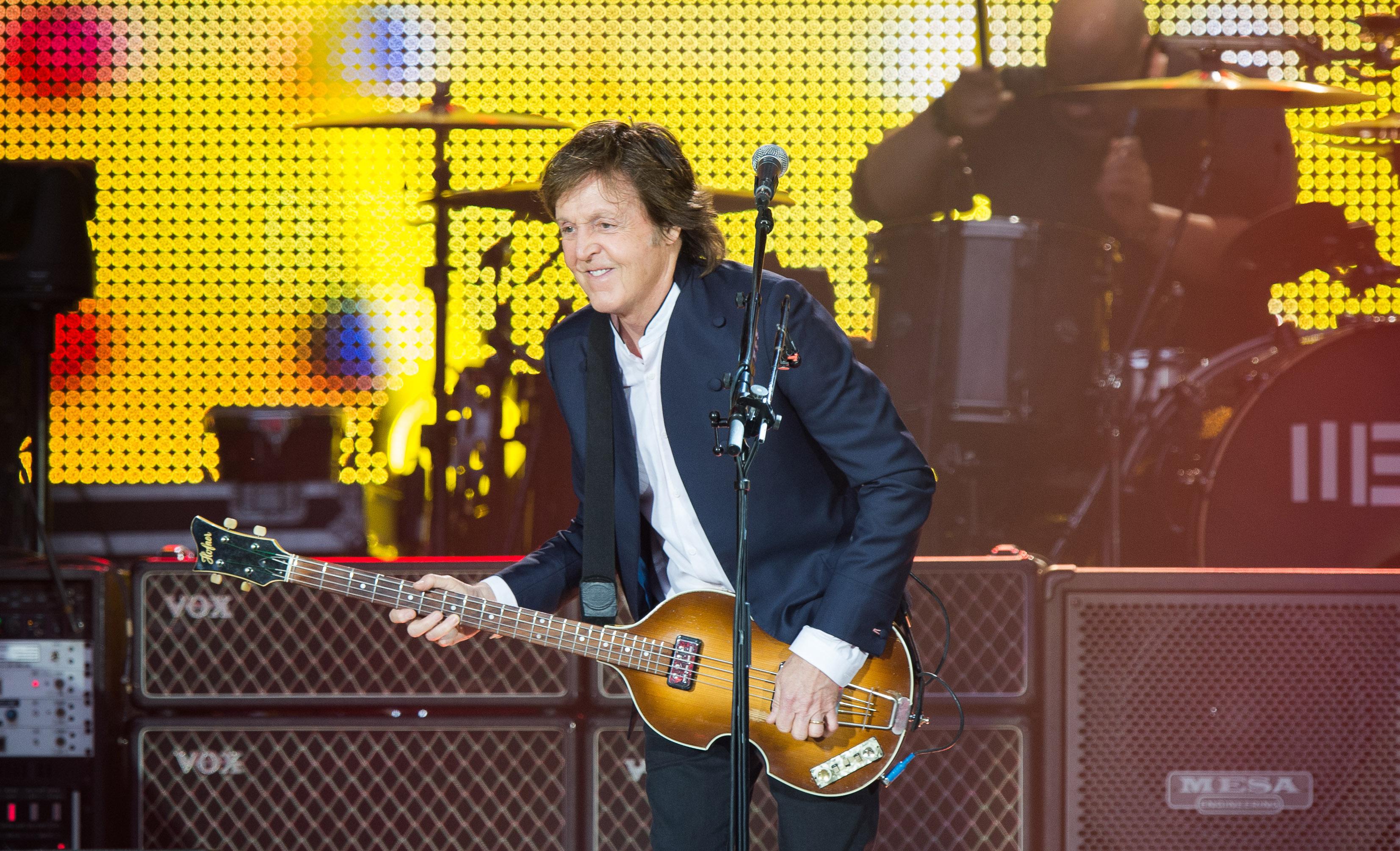 Paul McCartney Talks Nixed 'McCartney/Lennon' Songwriting Credit