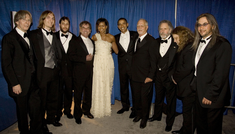 Barack Obama Pens Tribute to 'Iconic' Grateful Dead