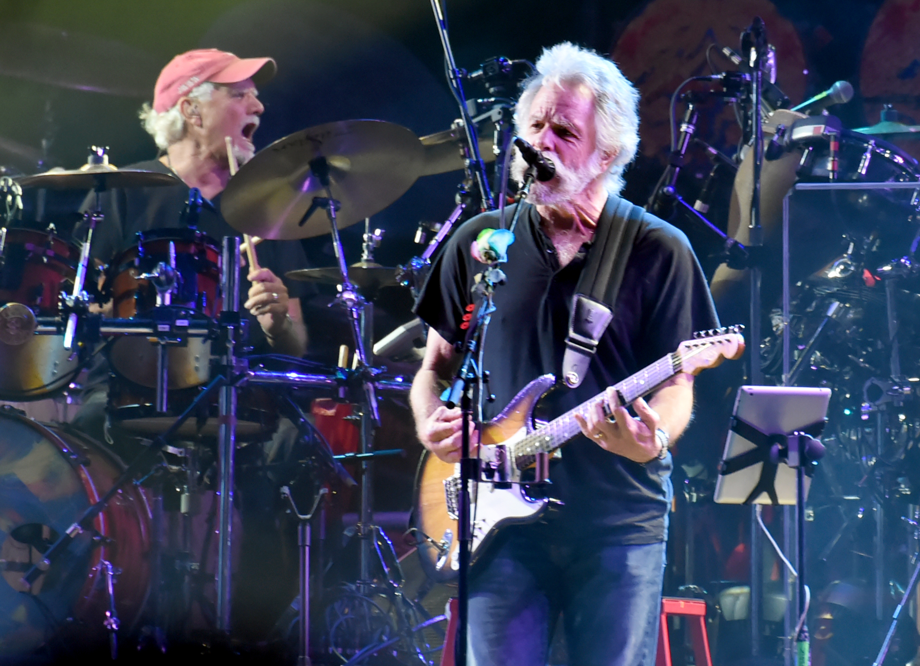 The Grateful Dead Say Farewell: The View From the Bowl
