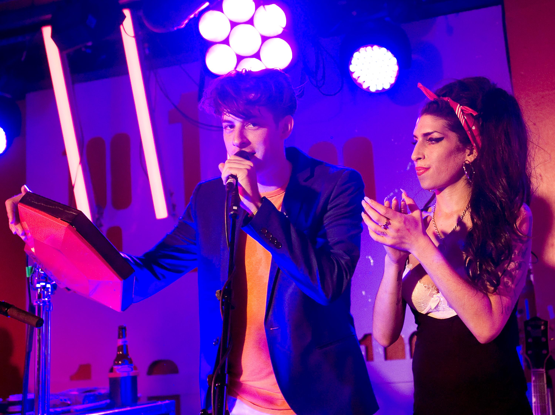 Mark Ronson: Amy Winehouse Documentary Showcases 'Genius' Singer