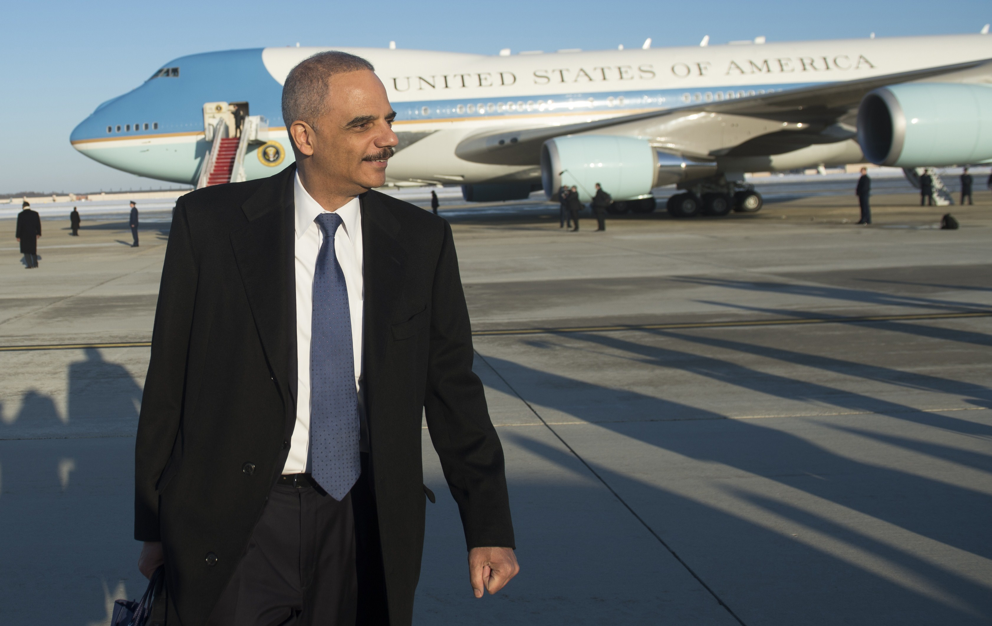 Eric Holder, Wall Street Double Agent, Comes in From the Cold