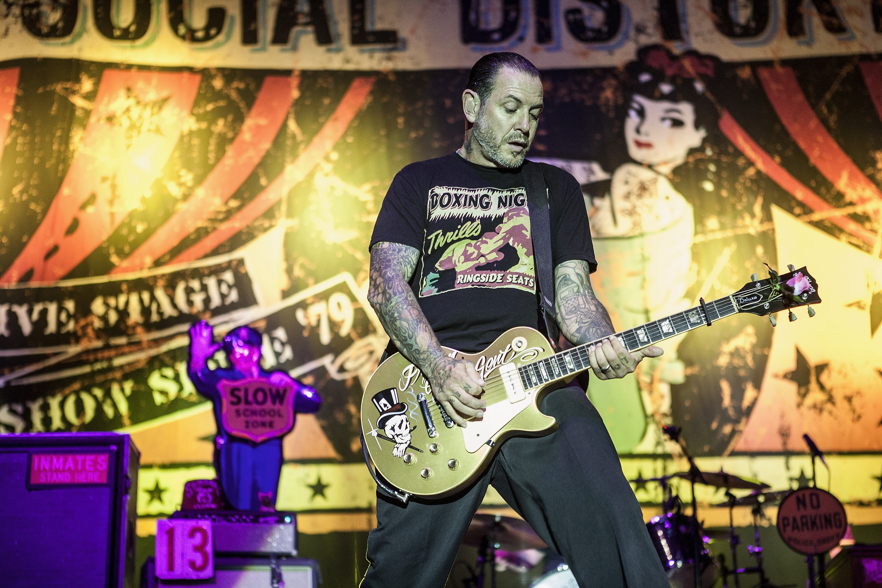 Story of My Life: Mike Ness Talks 25 Years of 'Social Distortion'