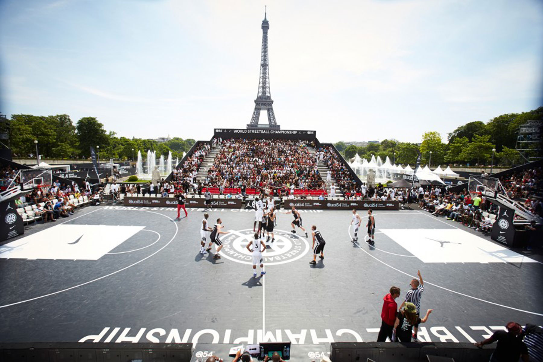 French, Fly: Inside Quai 54, the World's Baddest Streetball Tournament