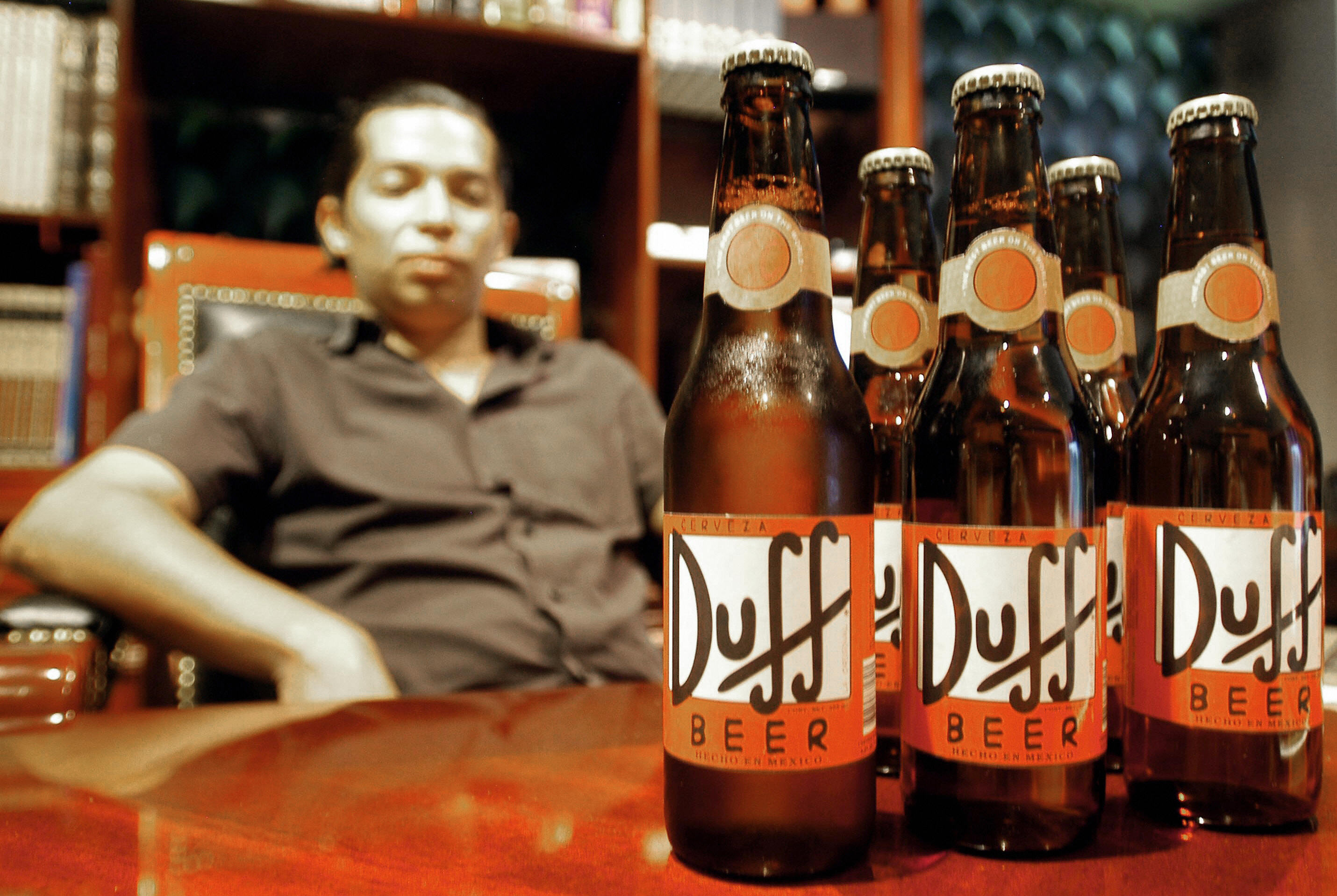 'The Simpsons' to Brew Actual, Officially Licensed Duff Beer