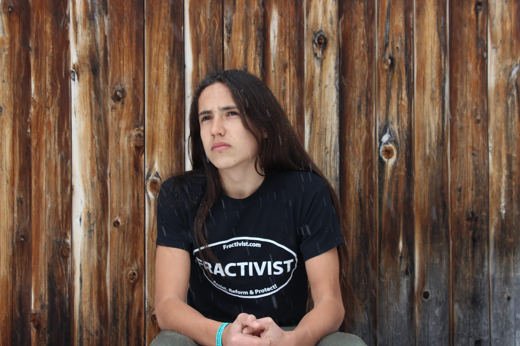 Meet the Teenage Indigenous Hip-Hop Artist Taking on Climate