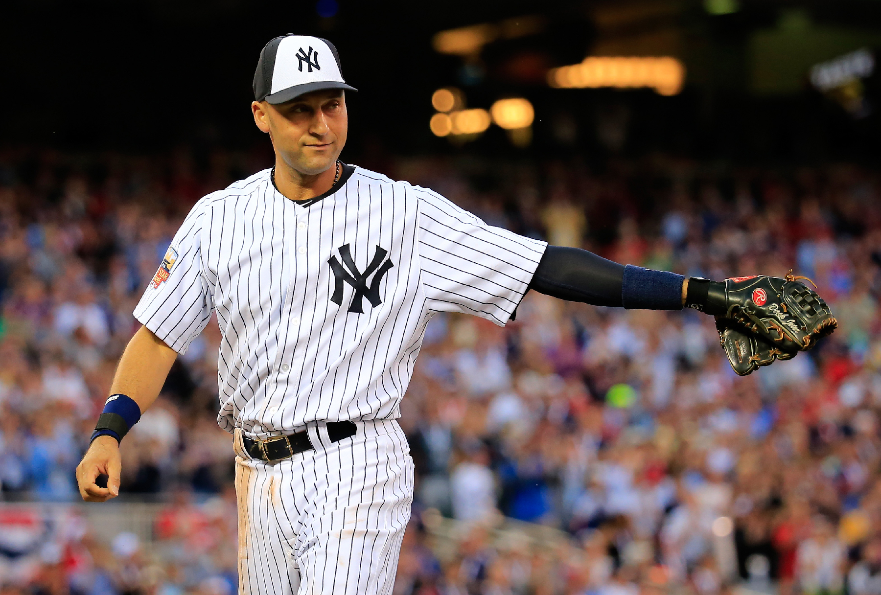 2985af13a The MLB All-Star Game Pays Tribute to Derek Jeter – Rolling Stone