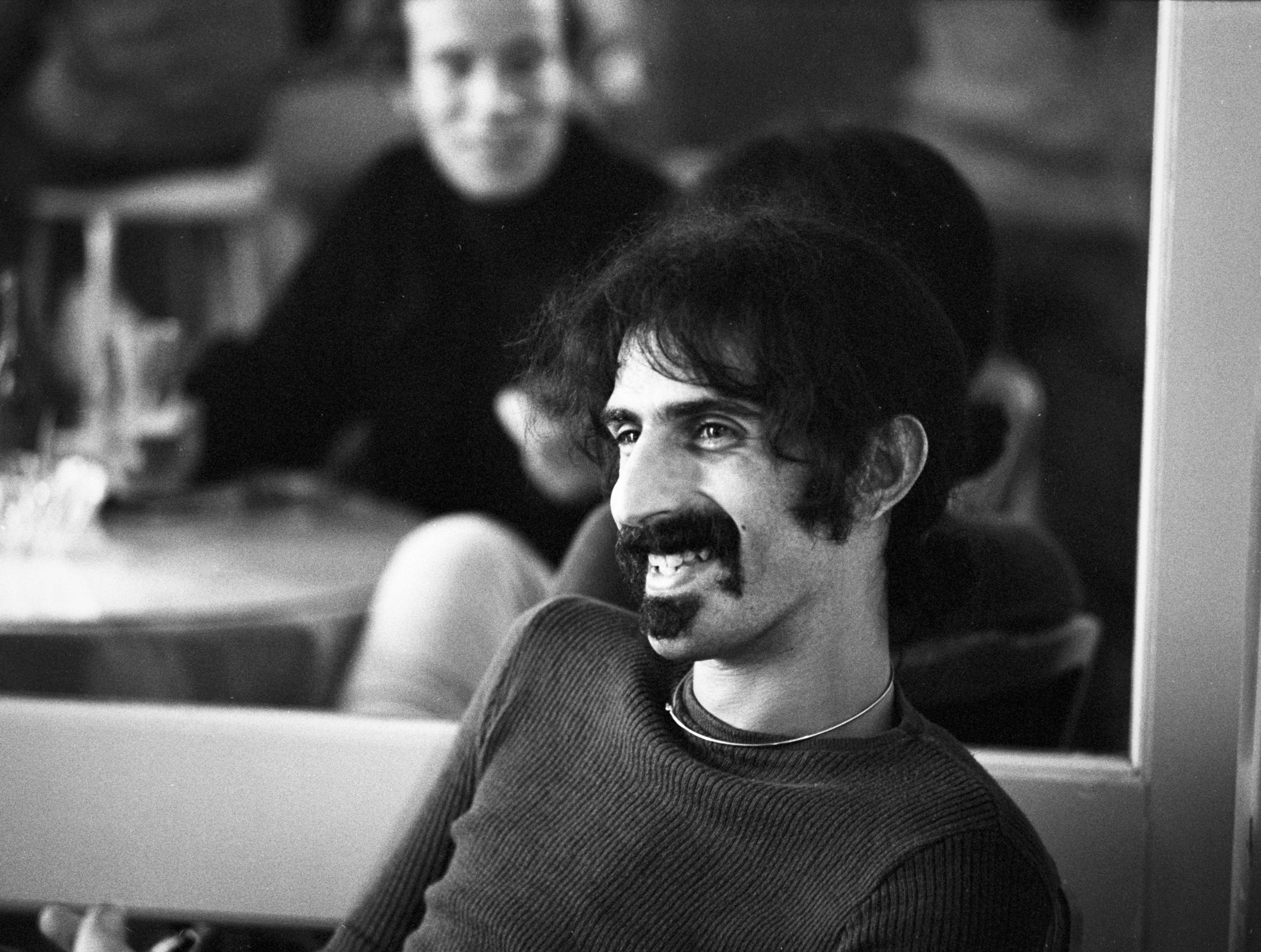 Frank Zappa S Family Plans Massive New Release Schedule