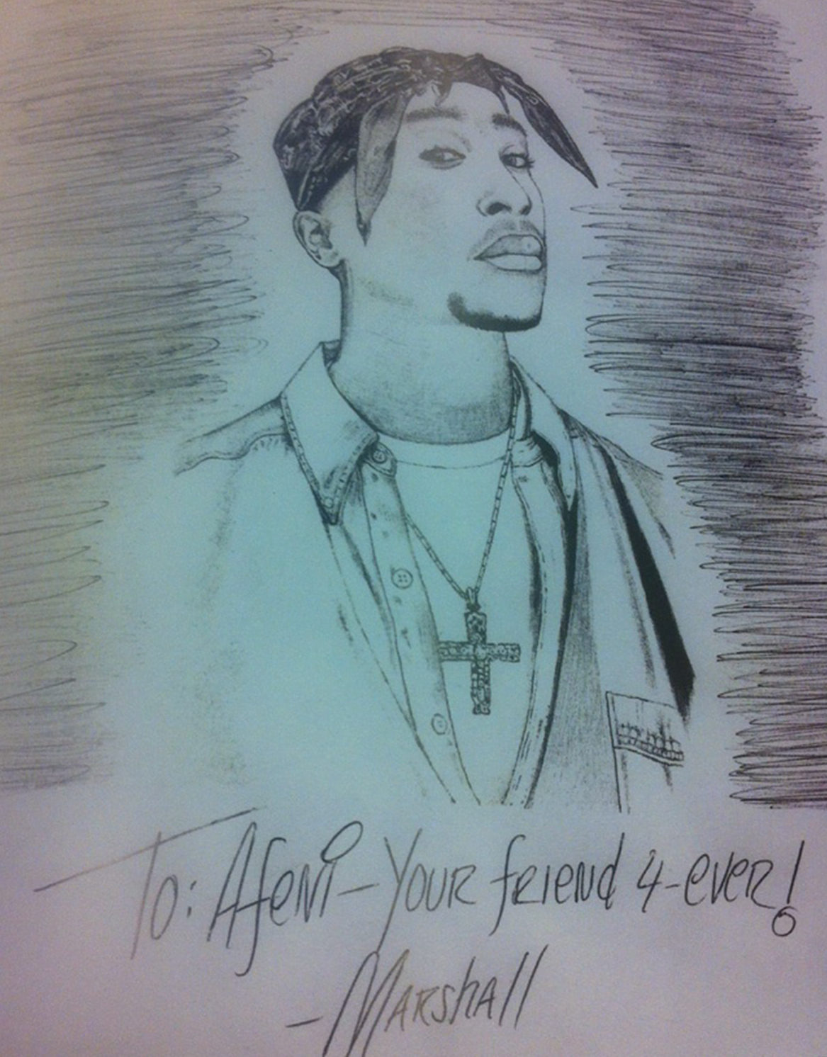 Read Eminem's Sentimental Letter to Tupac's Mother – Rolling Stone