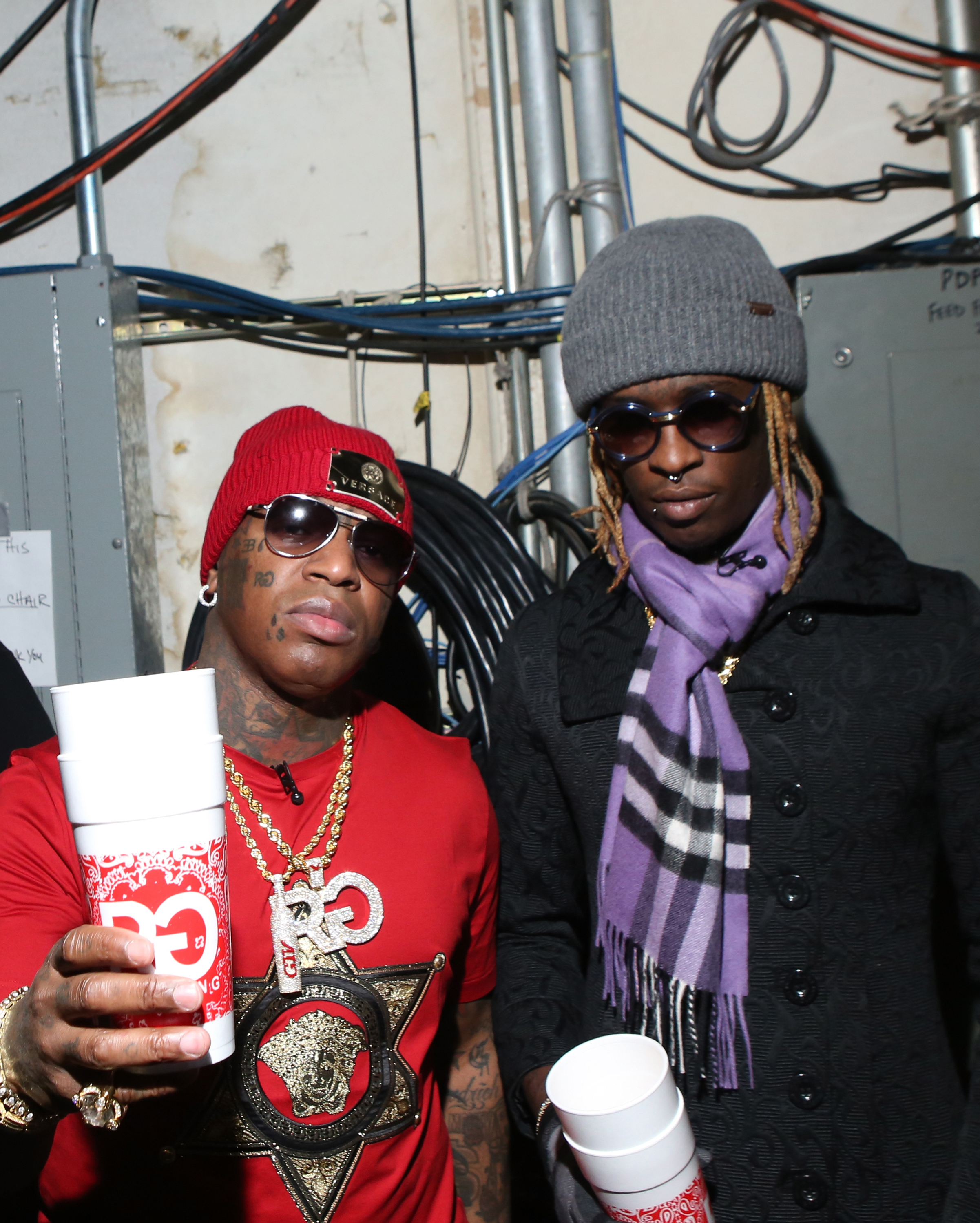 Birdman, Young Thug Named in Lil Wayne Shooting Indictment