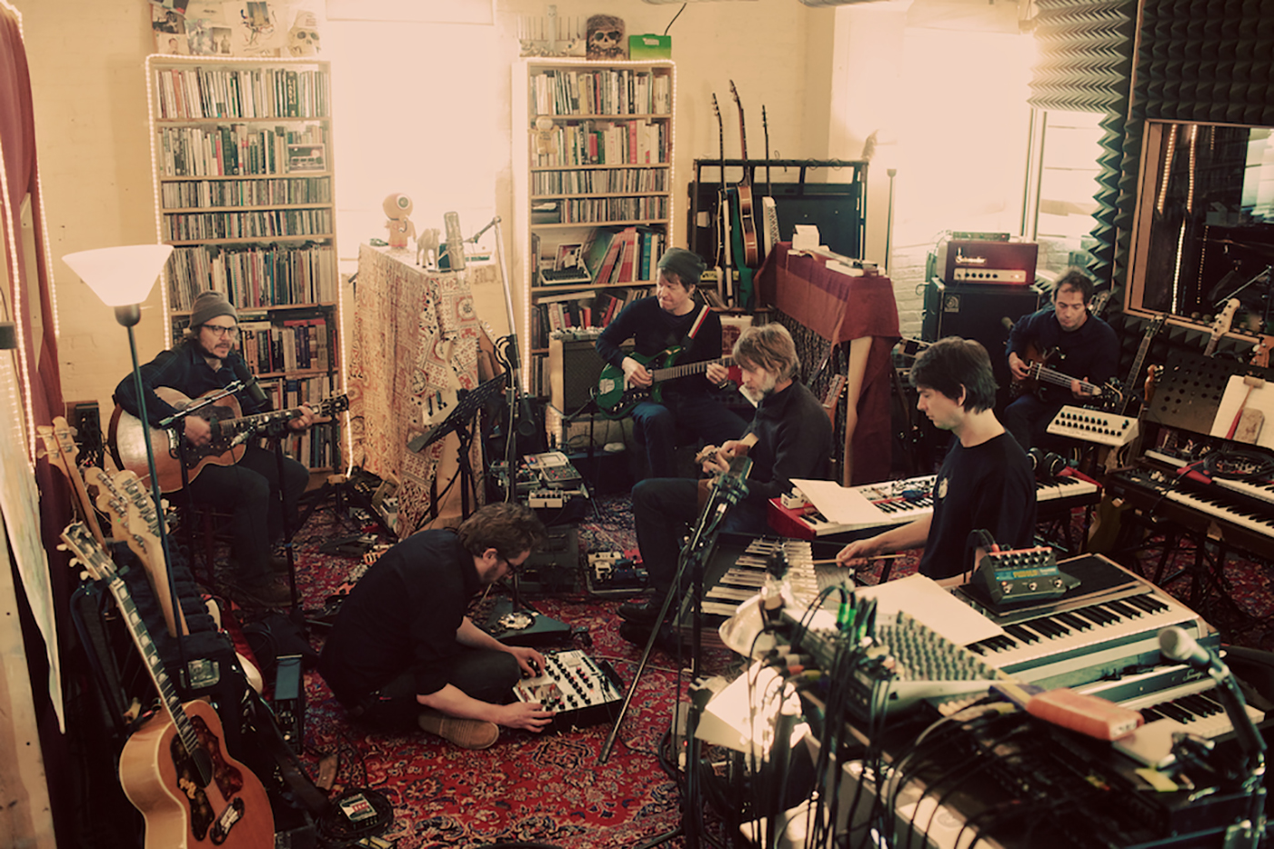 Wilco Surprise-Release New Album 'Star Wars' as Free Download