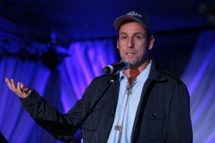 Adam Sandler Comments on 'Ridiculous 6' Controversy