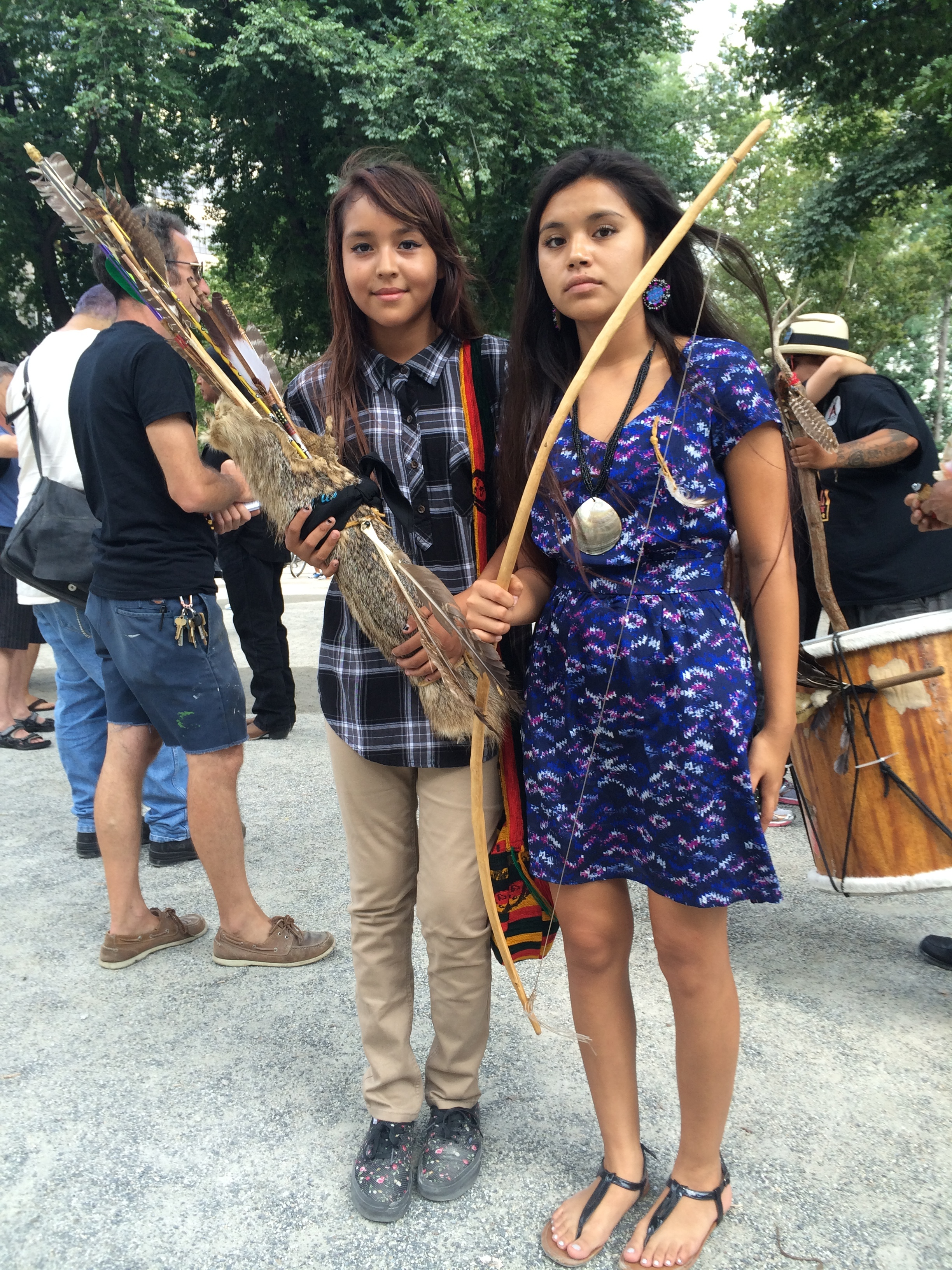 Meet the Apache Activists Opening for Neil Young