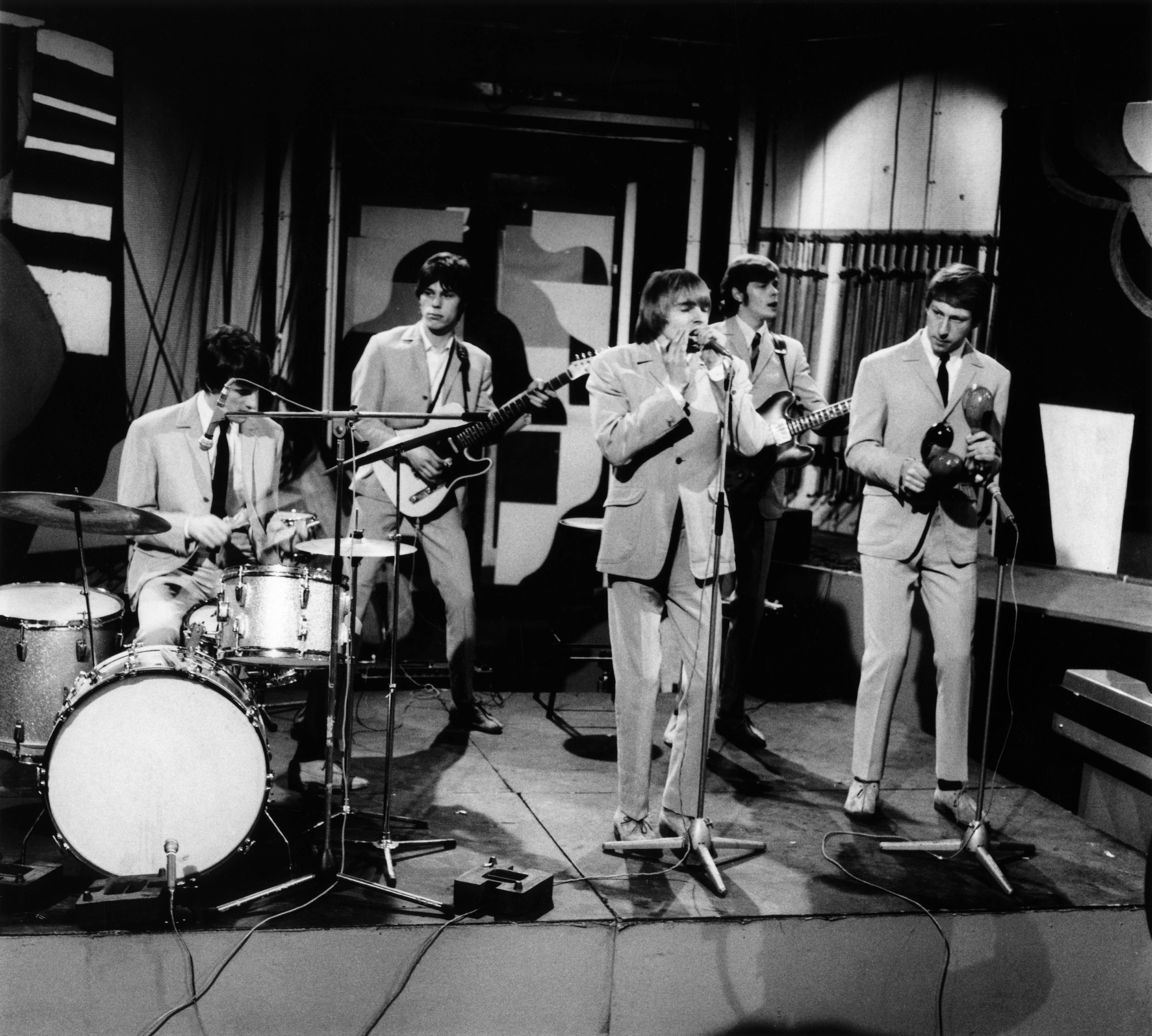 The Jeff Beck–led Yardbirds may have been the key sonic inventors of the  1960s. Their performances on the BBC make a strong case.