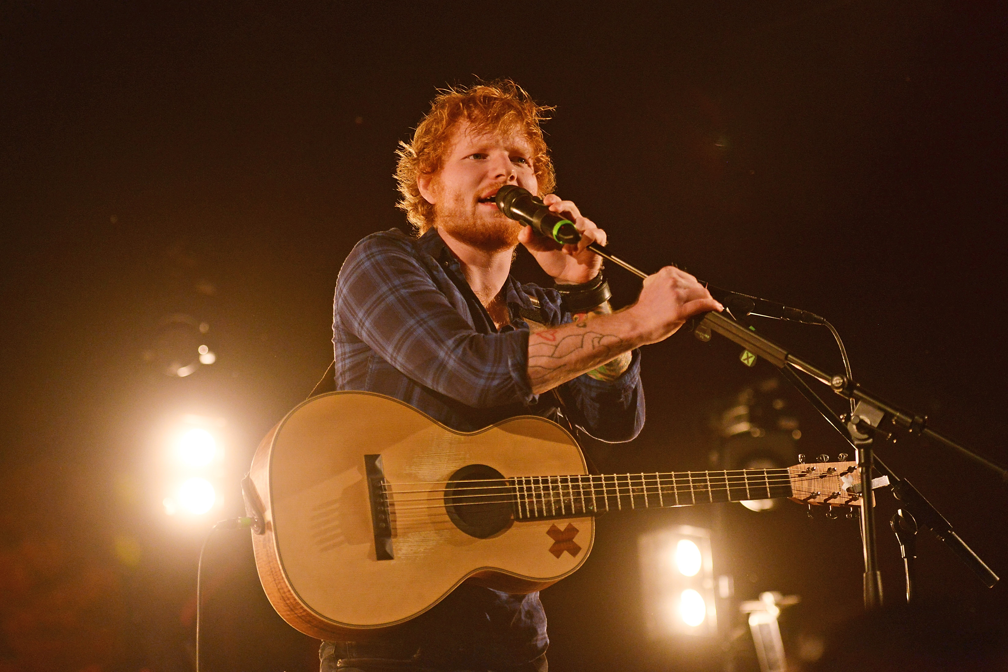 Ed Sheeran Announces 'Live at Wembley Stadium' TV Special