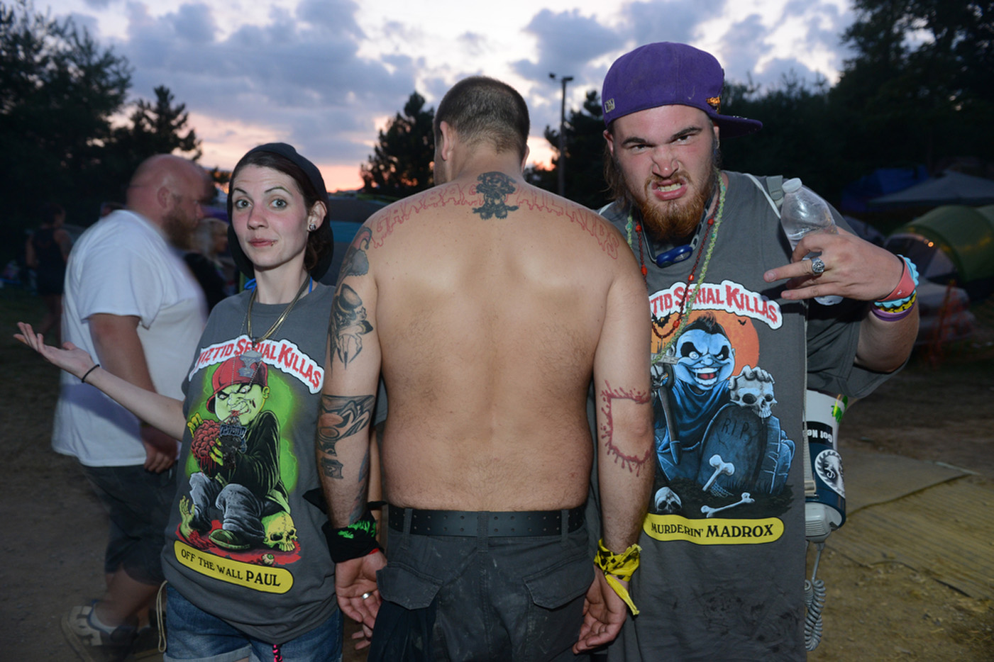 See Freaky, Fiery Photos From the 2015 Gathering of the Juggalos