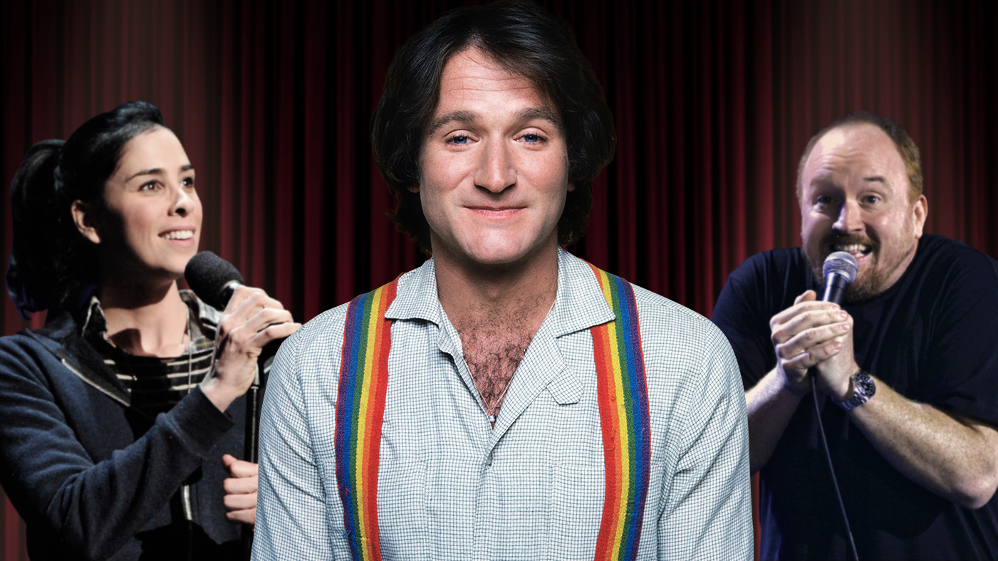 Divine Comedy: 25 Best Stand-Up Specials and Movies – Rolling Stone