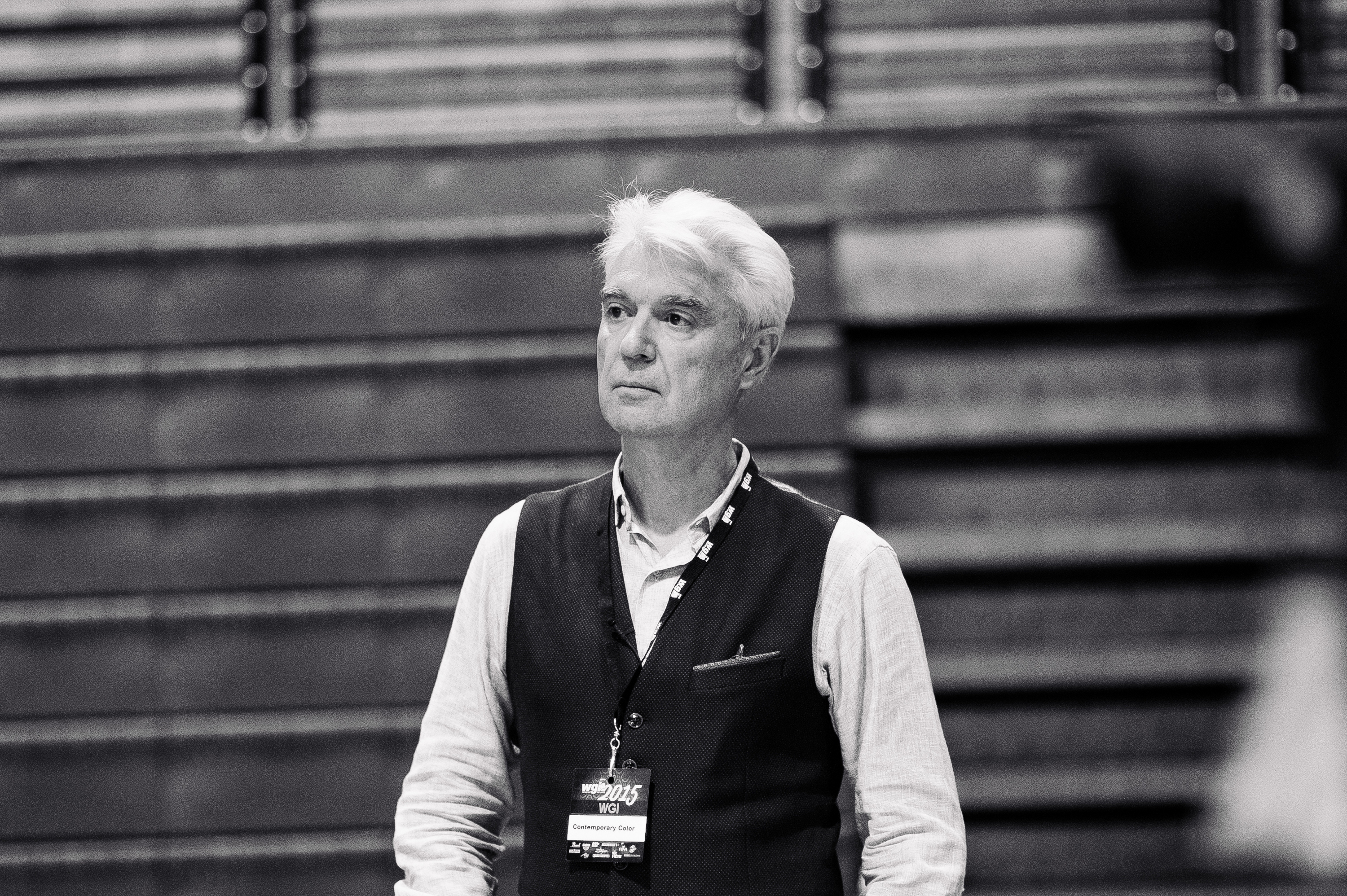 David Byrne Pens Op-Ed Asking for Streaming Transparency