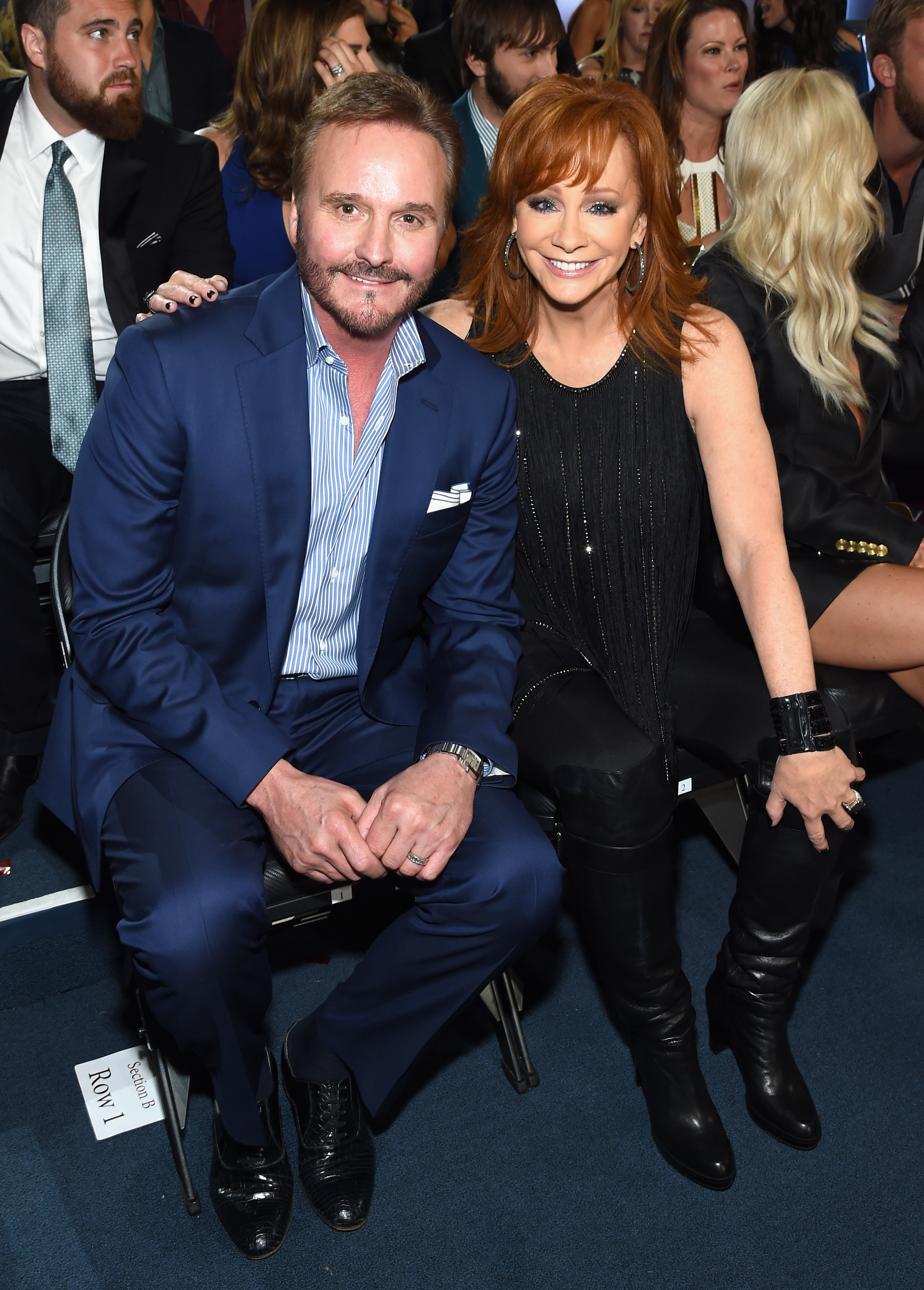 Reba McEntire, Narvel Blackstock Allude to Divorce After 26 Years