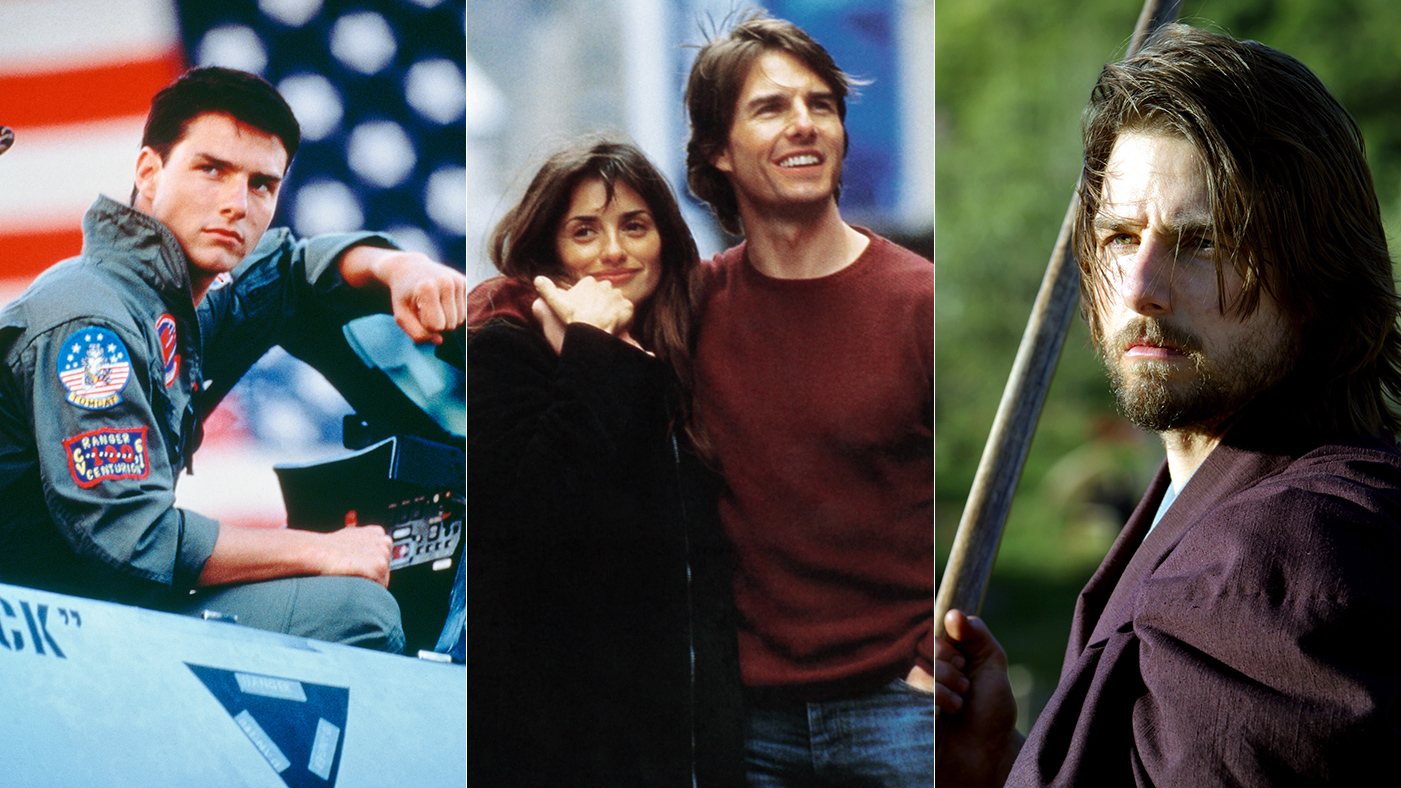 Readers' Poll: The 10 Best Tom Cruise Movies - Rolling Stone