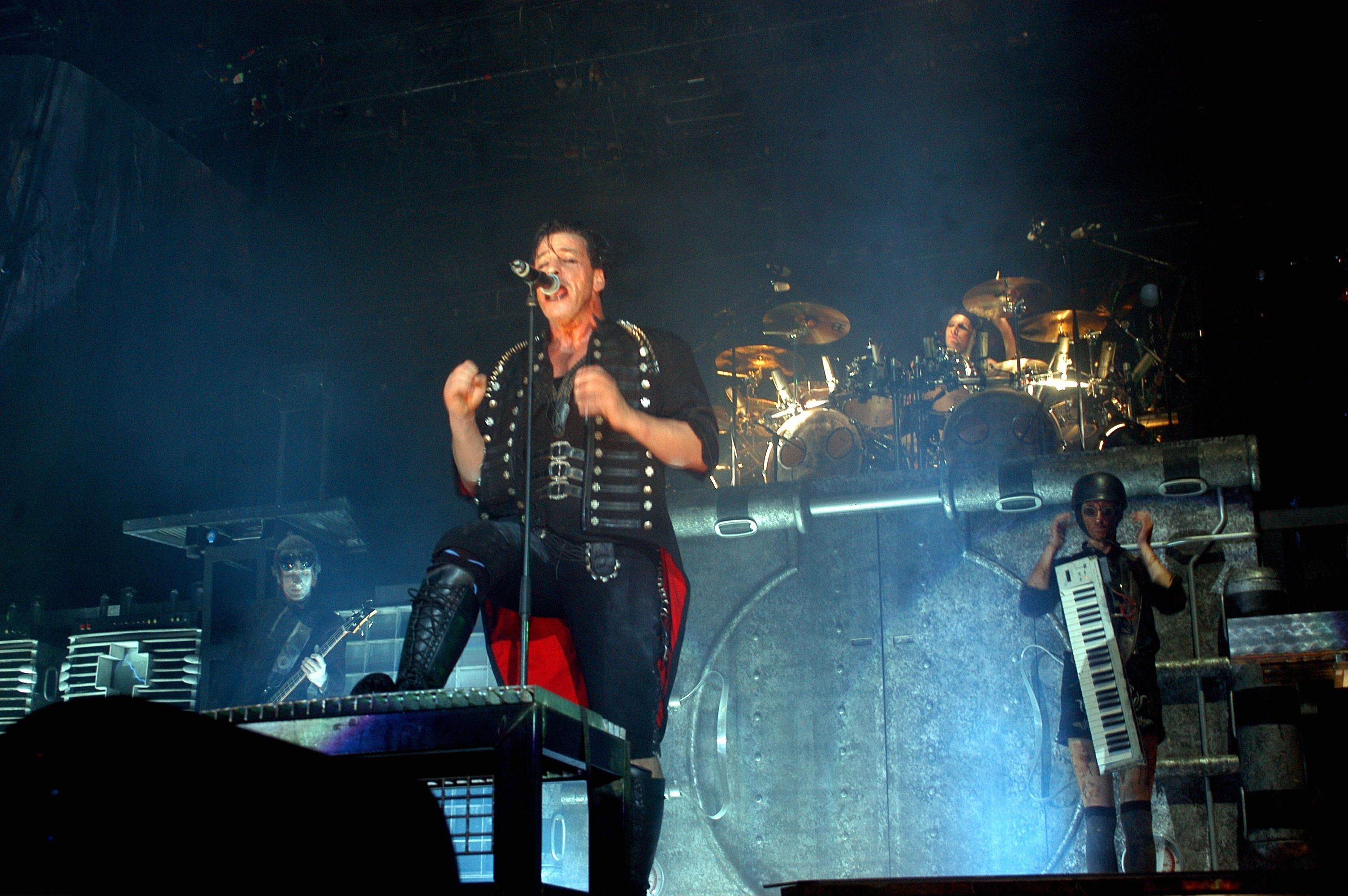 Are Depeche Mode Metals Biggest Secret Influence Rolling Stone