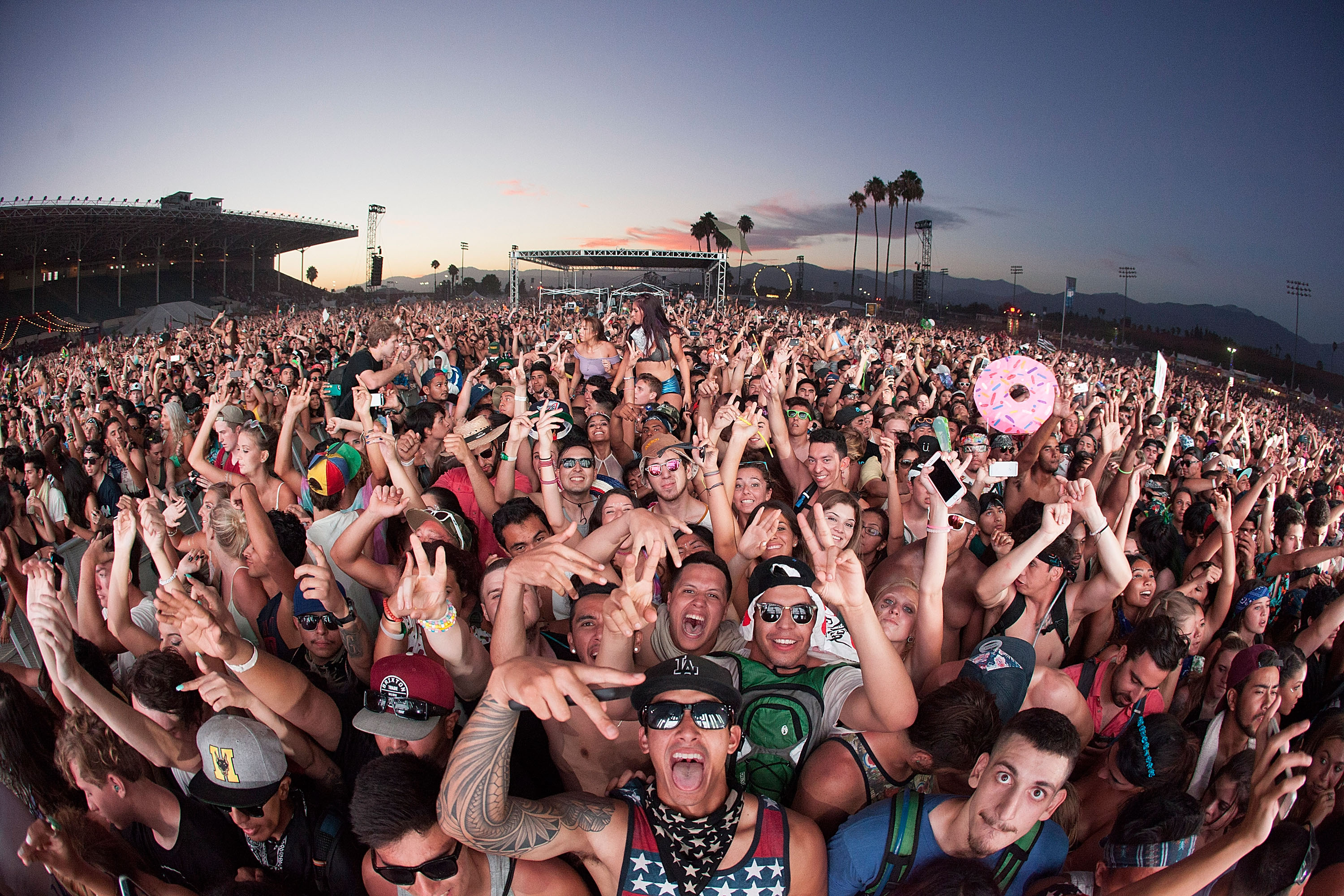 Meet the People Who Want to Make It Safer to Take Drugs at Festivals