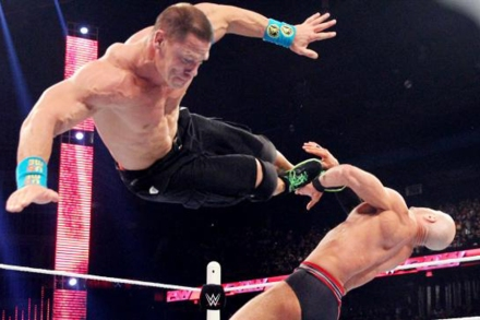 The 18 Fittest Stars in WWE – Rolling Stone