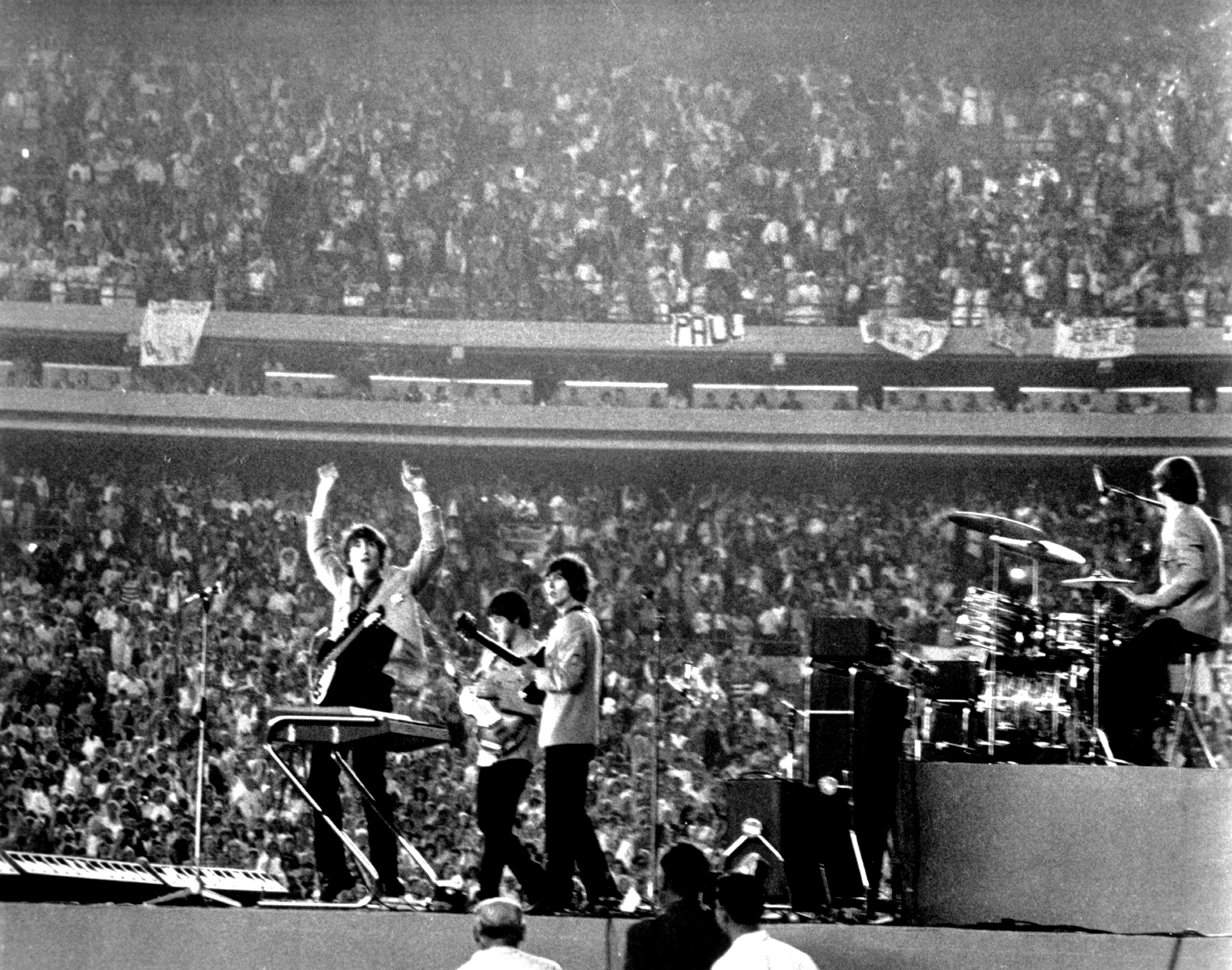 Why the Beatles' Shea Stadium Show Was Even Greater Than You Knew - Rolling  Stone