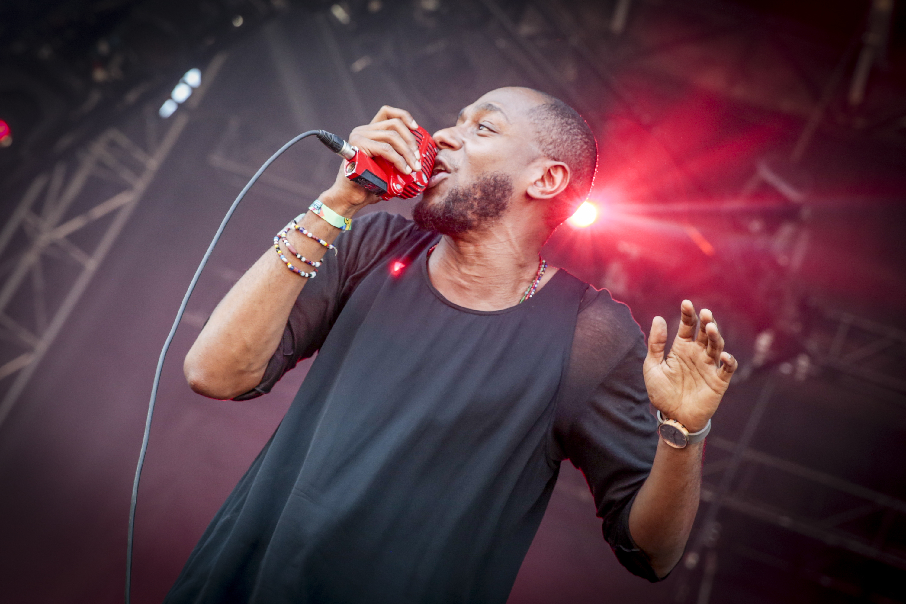 Yasiin Bey Surprise-Releases Manic New Song, 'Basquiat Ghostwriter'