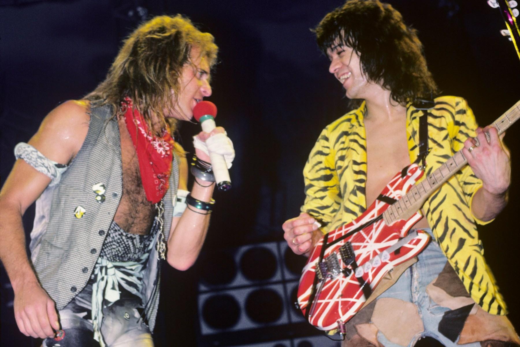 Sammy Hagar Looks Back On Van Halen S 5150 Rolling Stone