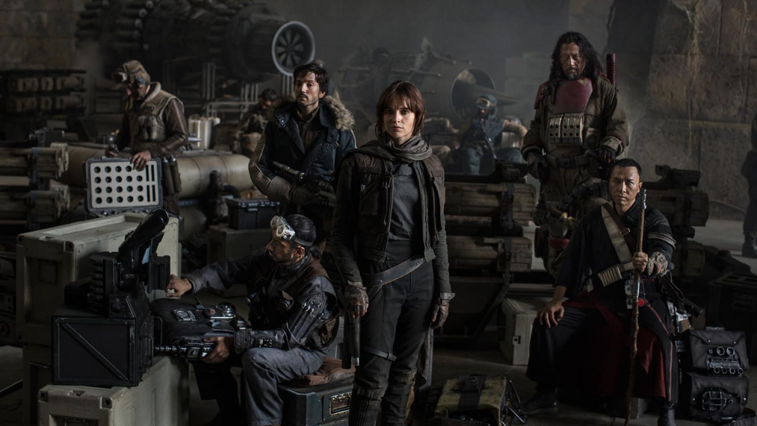 'Star Wars: Rogue One' Reveals Cast, Death Star Plot Line