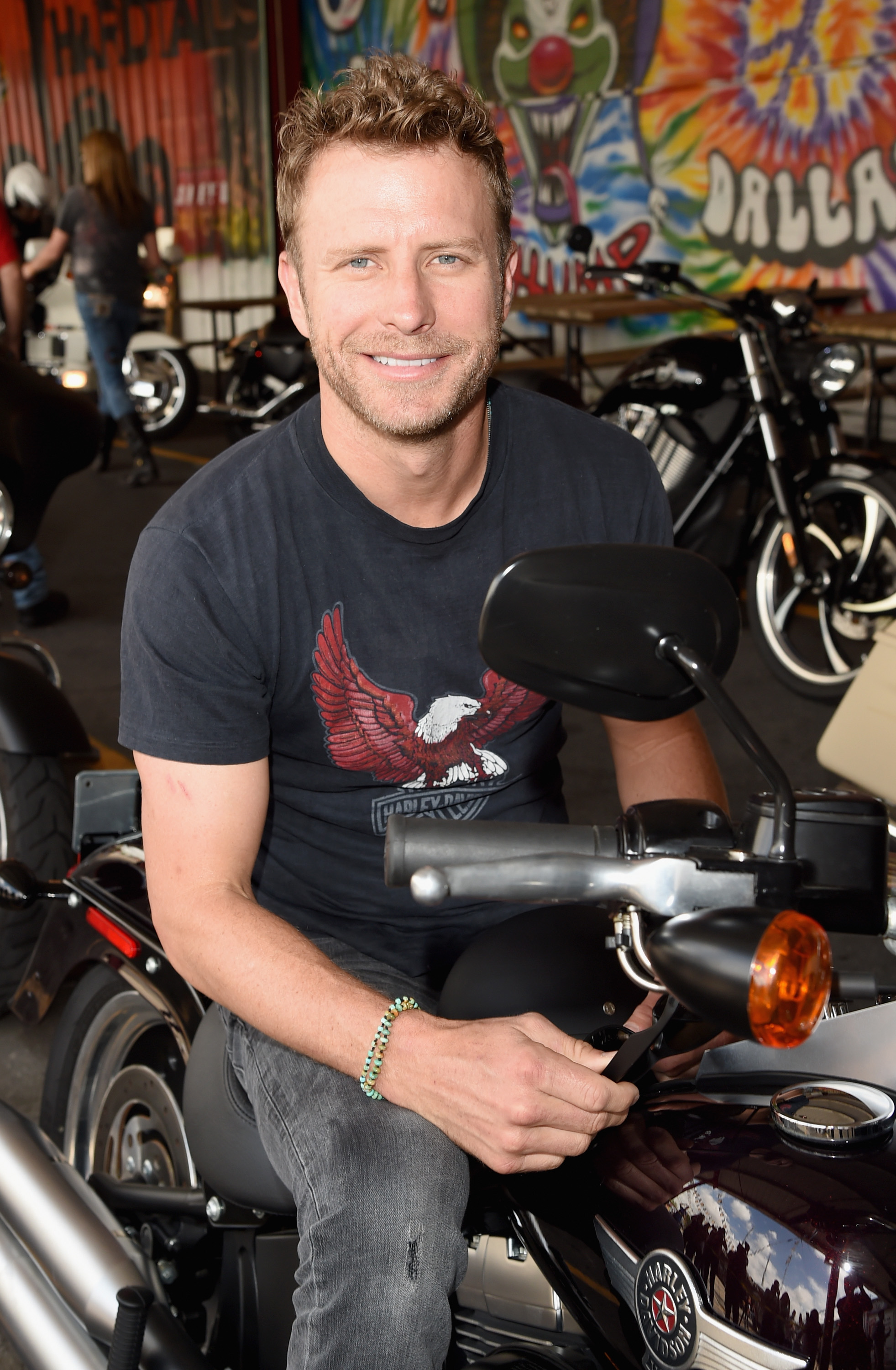 Dierks Bentley Enlists All-Star Lineup for Motorcycle Ride and Concert
