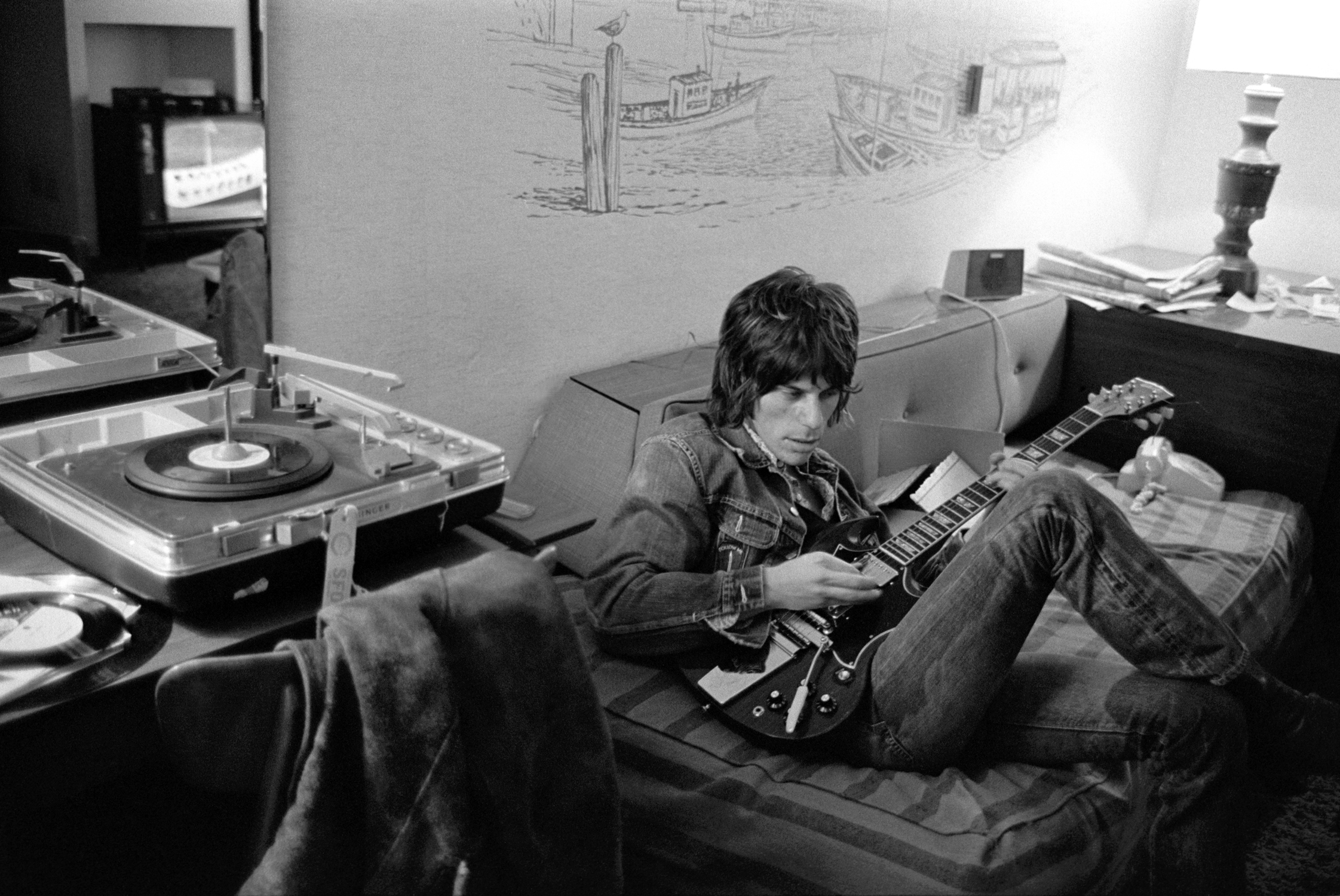 Rolling Stone's First Photographer: The Stories Behind Iconic Rock Photos