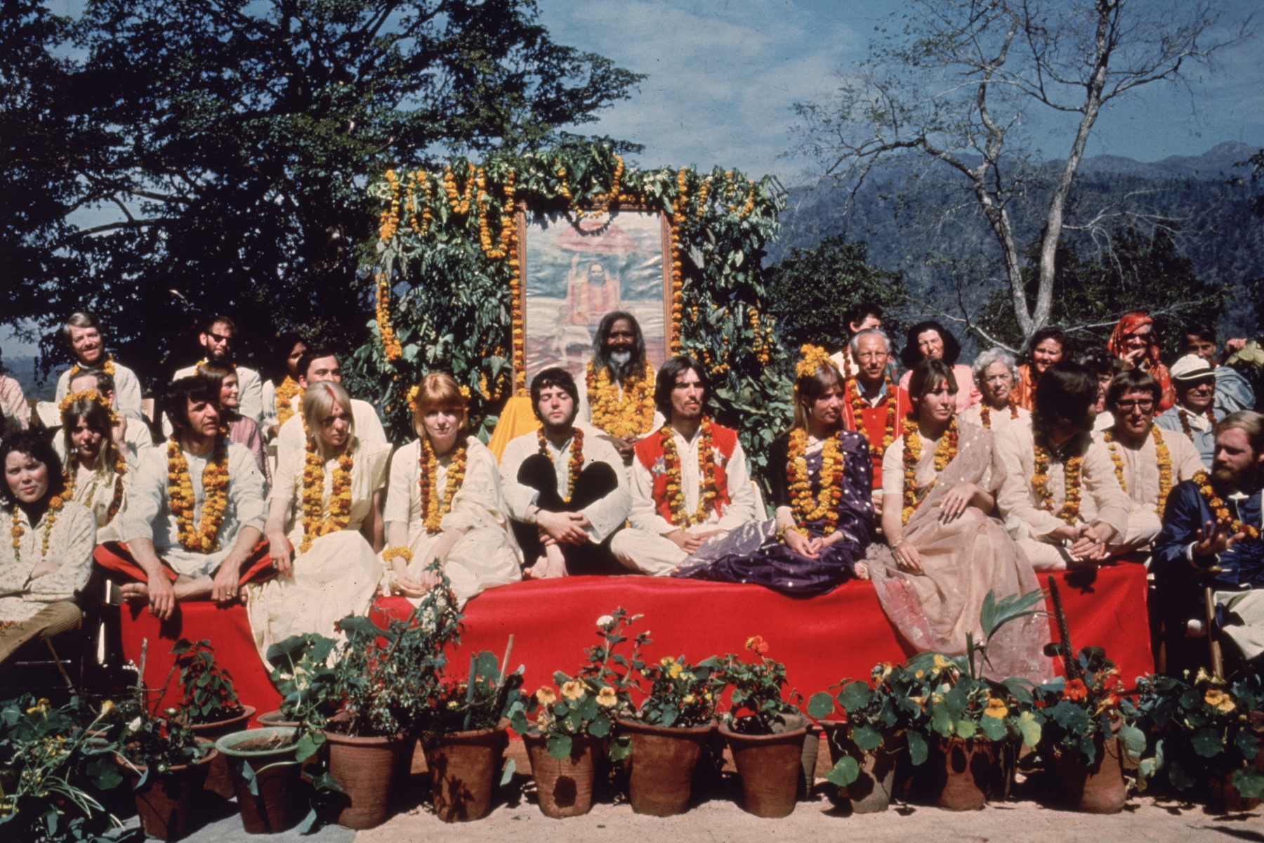 The Real 'Dear Prudence' on Meeting Beatles in India - Rolling Stone