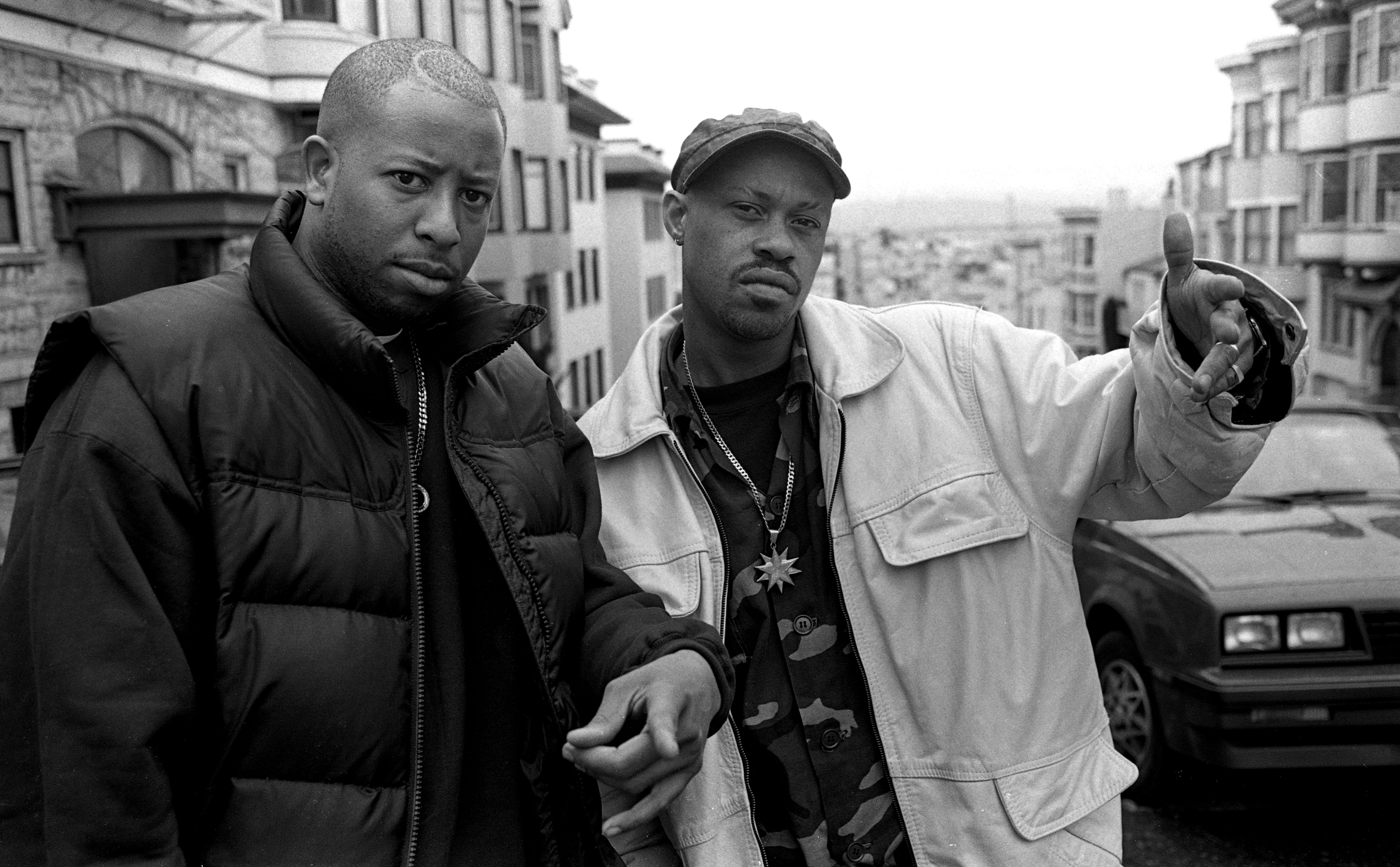 After 'Compton' Success, DJ Premier Eyes Gang Starr Biopic