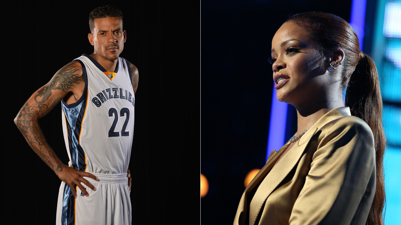 Matt Barnes Says He Definitely Dated Rihanna: 'I'm Too Grown to Lie'