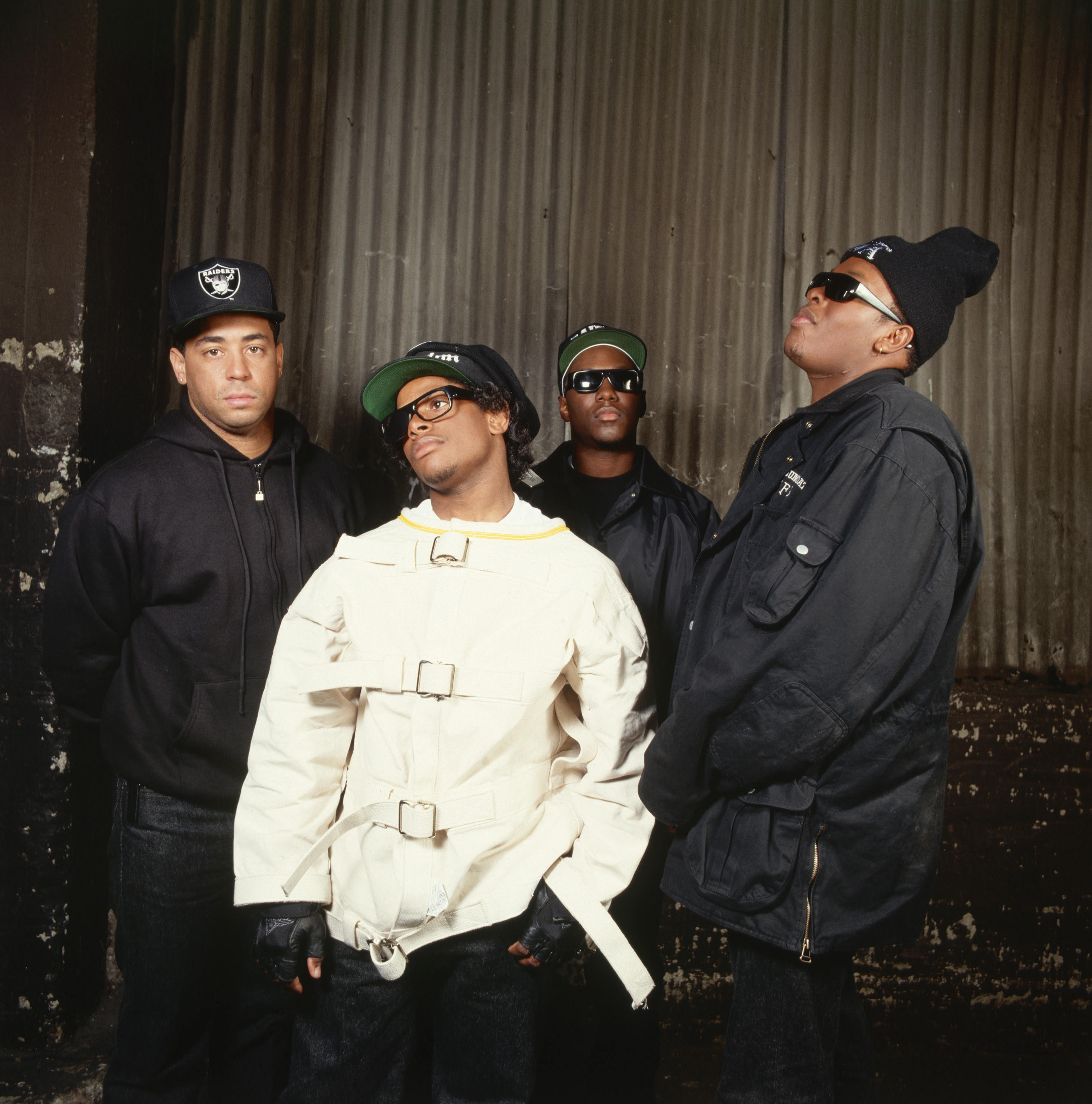 Charts: 'Straight Outta Compton' Sends N.W.A Back to Top Five