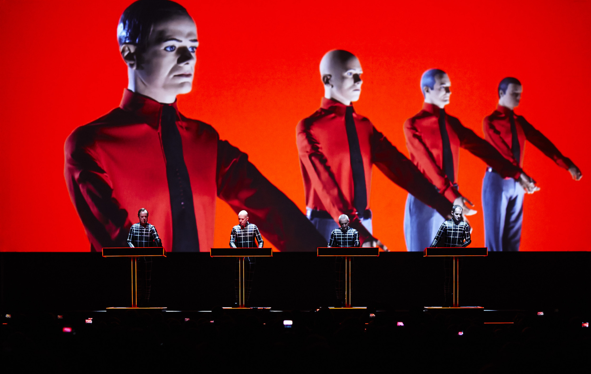 Kraftwerk on Cycling, 3D, 'Spiritual Connection' to ...Kraftwerk 3d