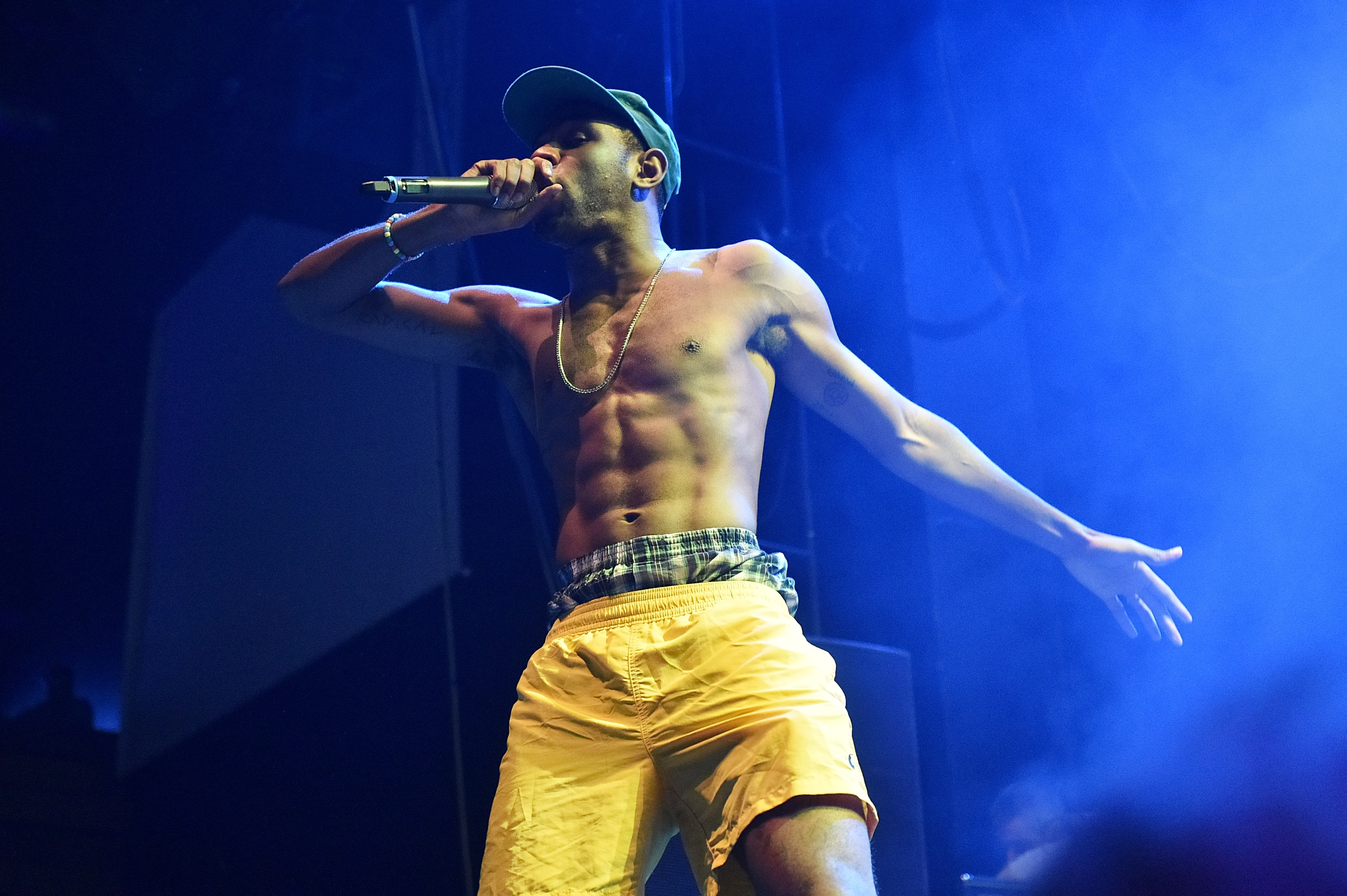 Tyler, the Creator Banned From United Kingdom Over Lyrics – Rolling