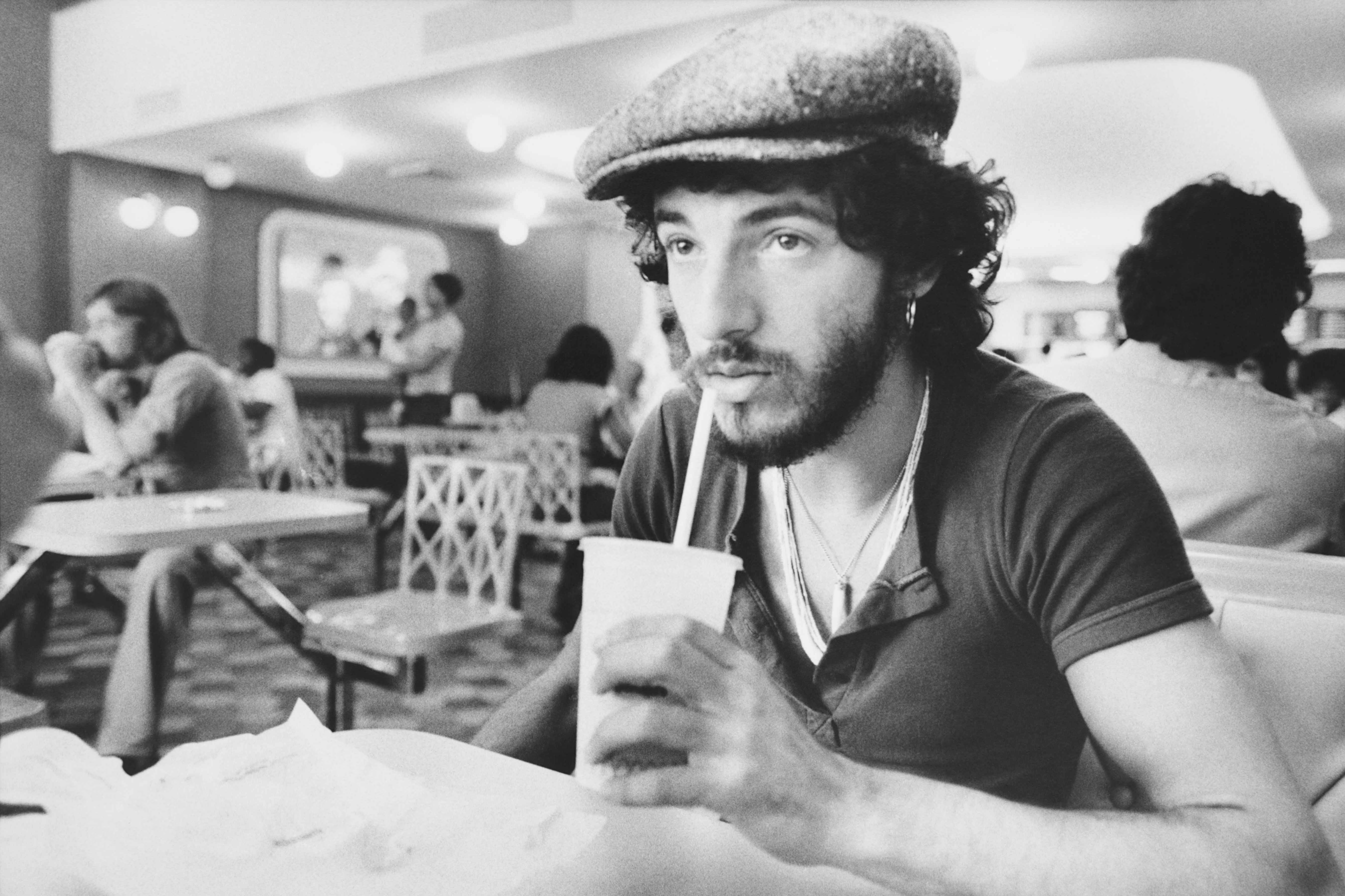 See Rare Bruce Springsteen Photos From 'Born to Run' Era